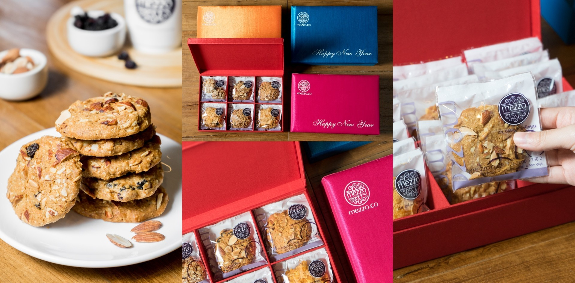 """[รีวิว] """"Mezzo Coffee"""" ขอส่งความสุขปี 2019 ด้วย Gift Set สุดพิเศษ!"""