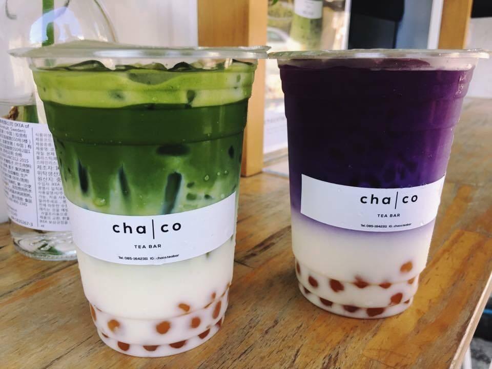 CHA CO Tea Bar