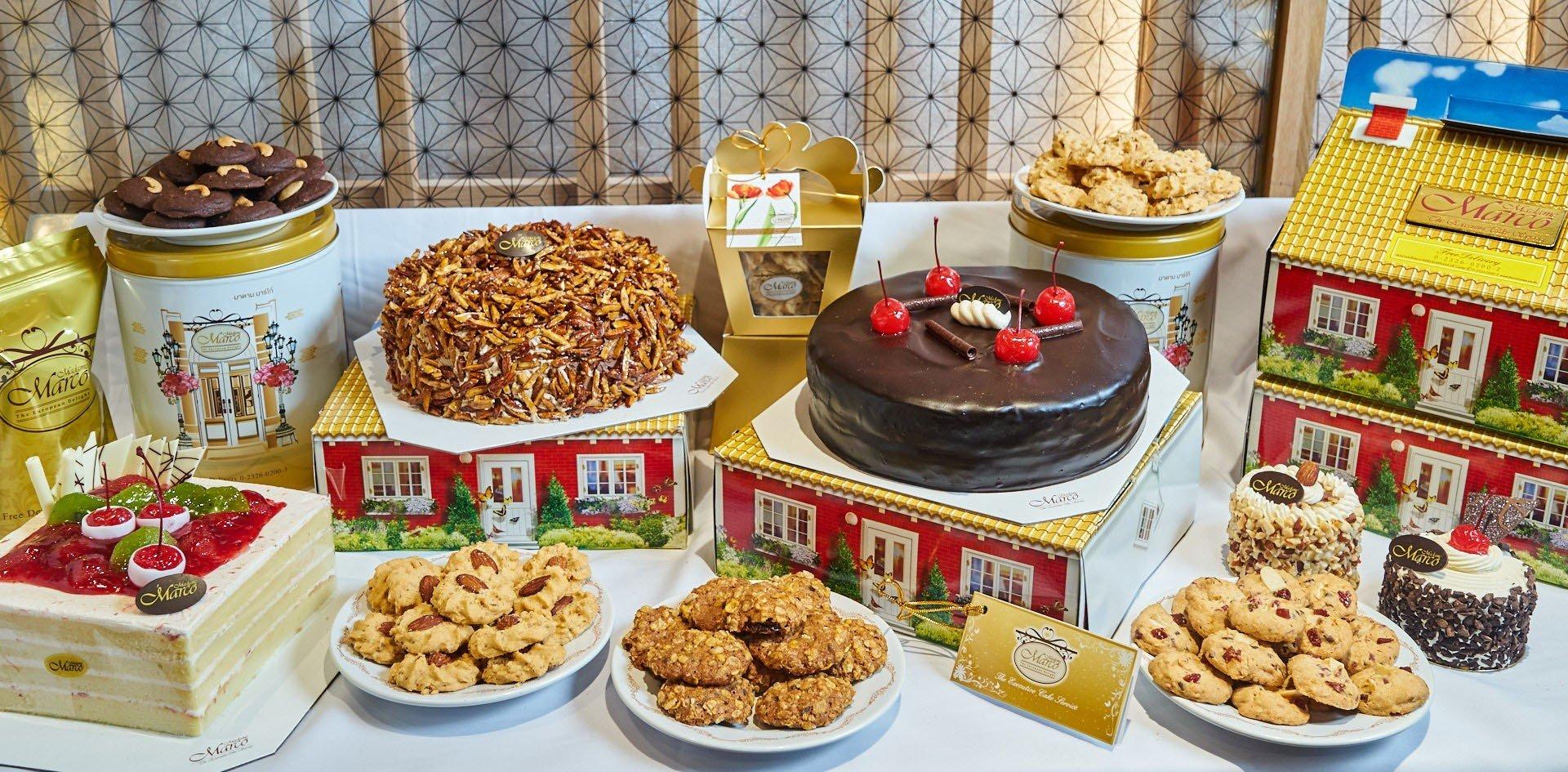 """[รีวิว] """"Madame Marco"""" ร้านเค้กสไตล์ยุโรป พร้อมมอบความสุขทุกช่วงเวลา!"""