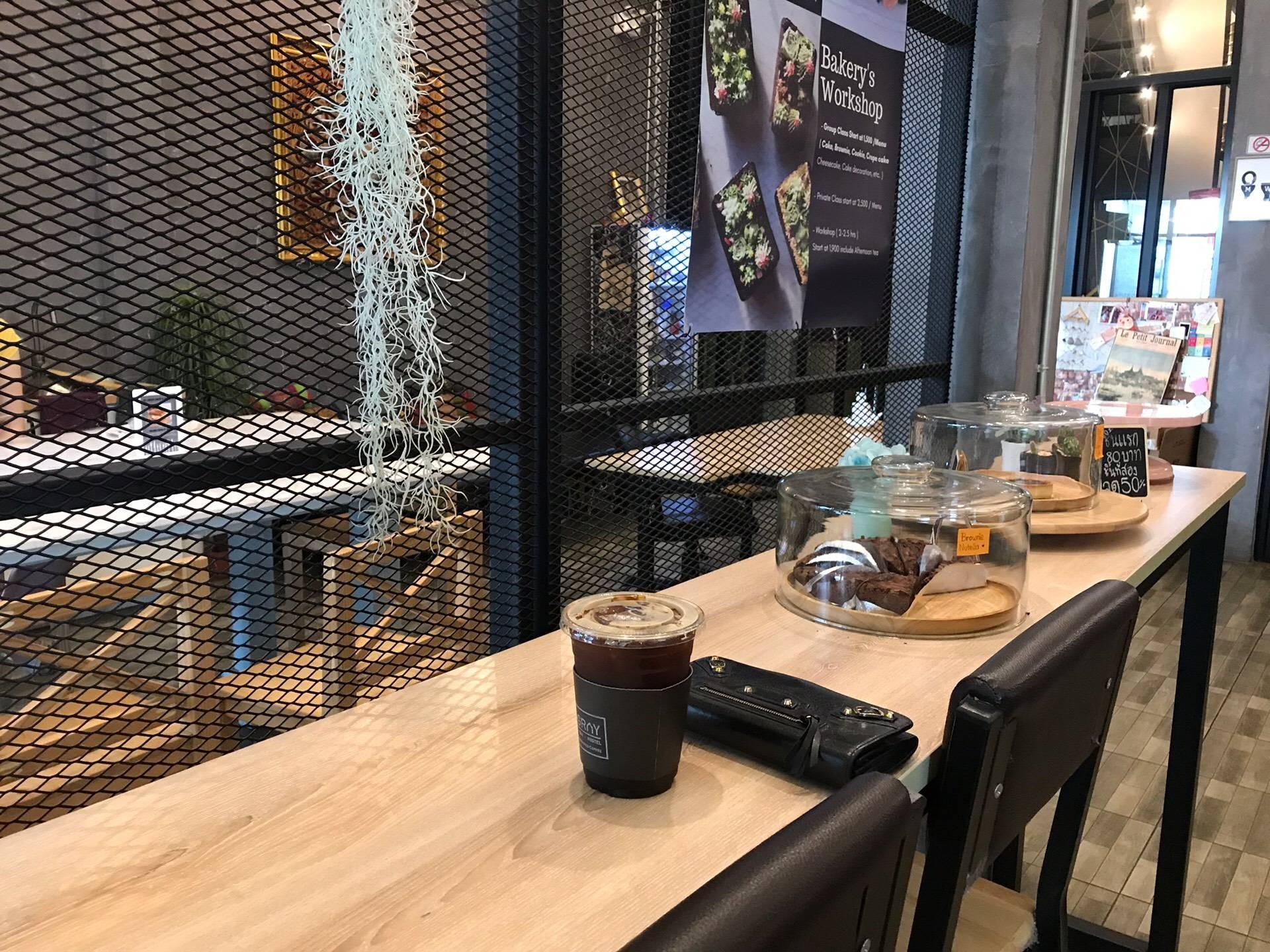 M GRAY CAFE