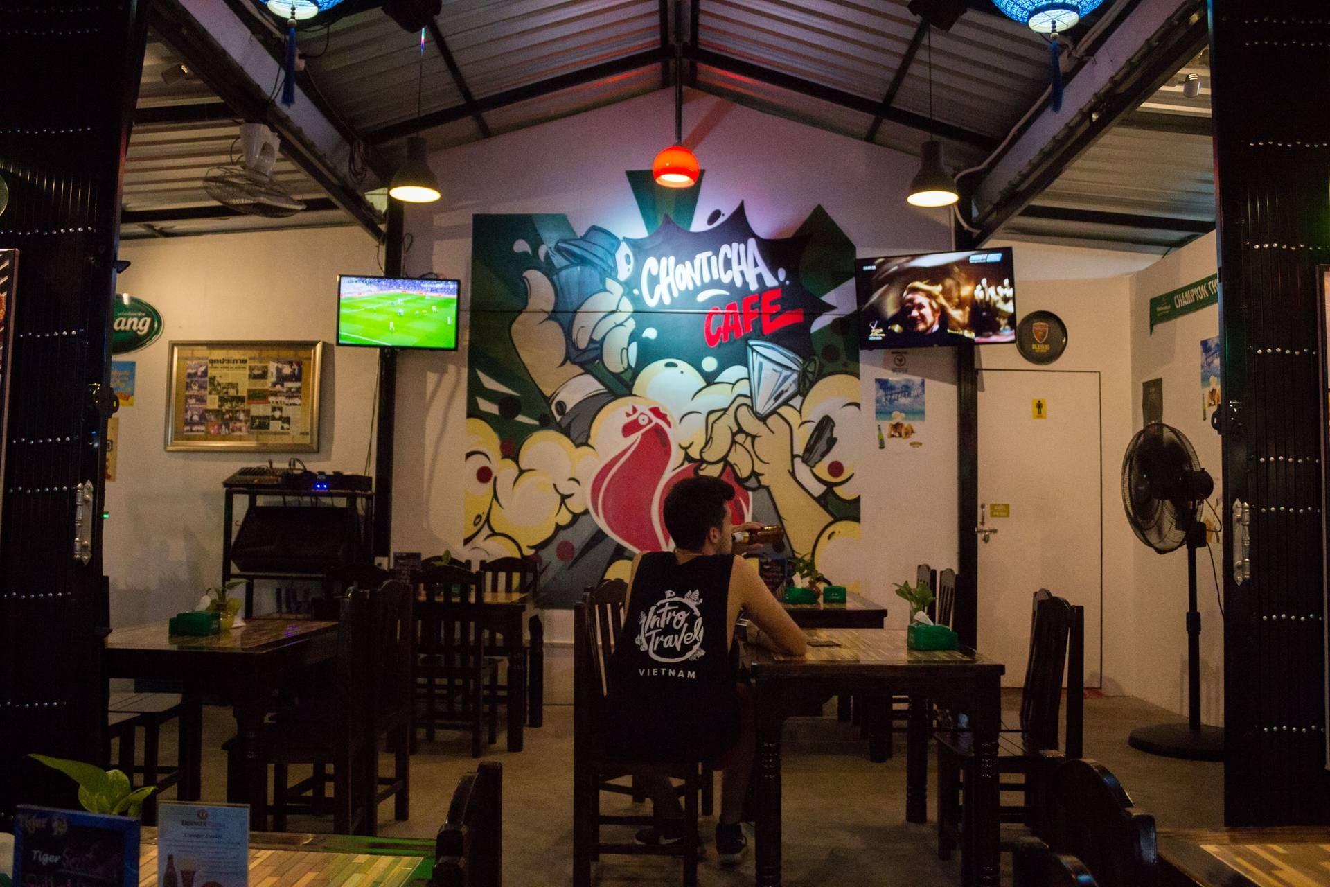 CHONTICHA CAFÉ BY AKARACHAI