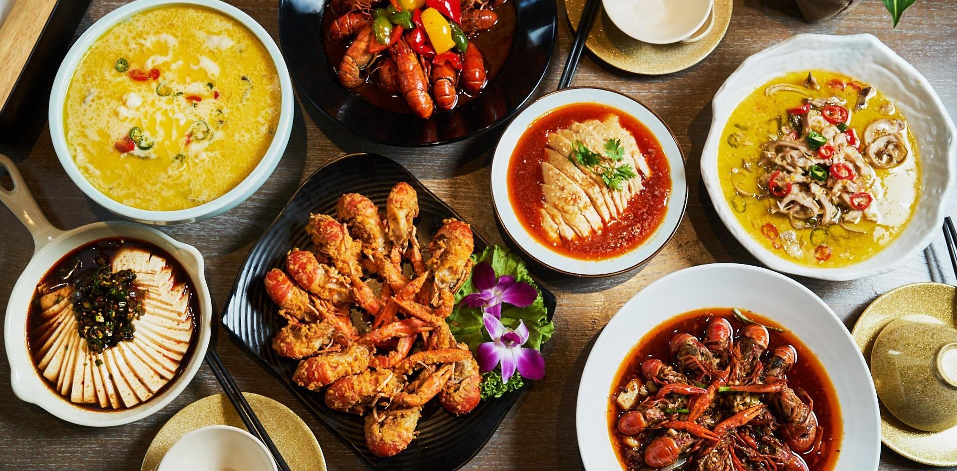 [รีวิว] Chubby Crayfish ร้านอาหารจีนต้นตำรับกับกุ้งเครย์ฟิชเนื้อแน่น