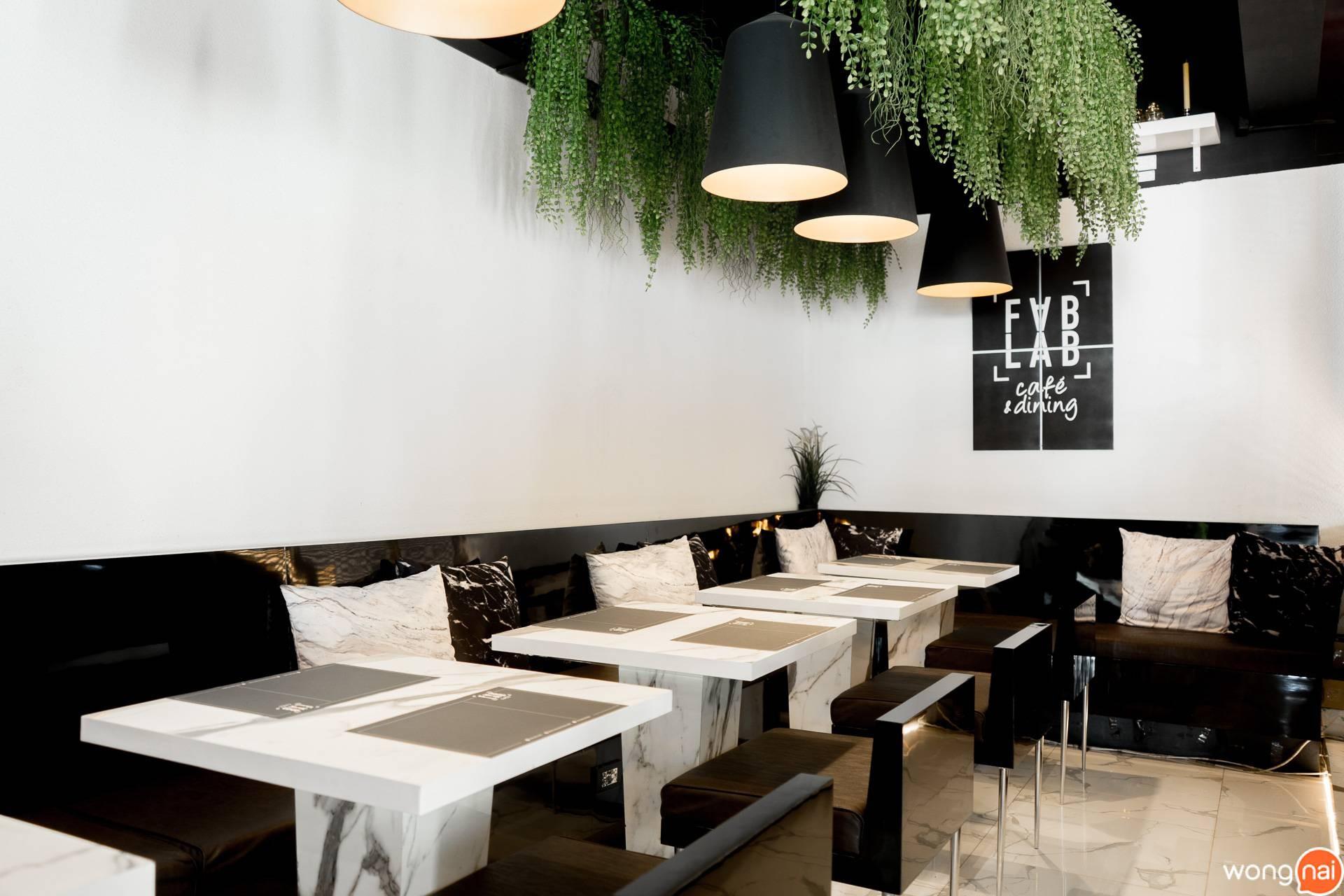 FABLAB Café & Dining เอกมัย