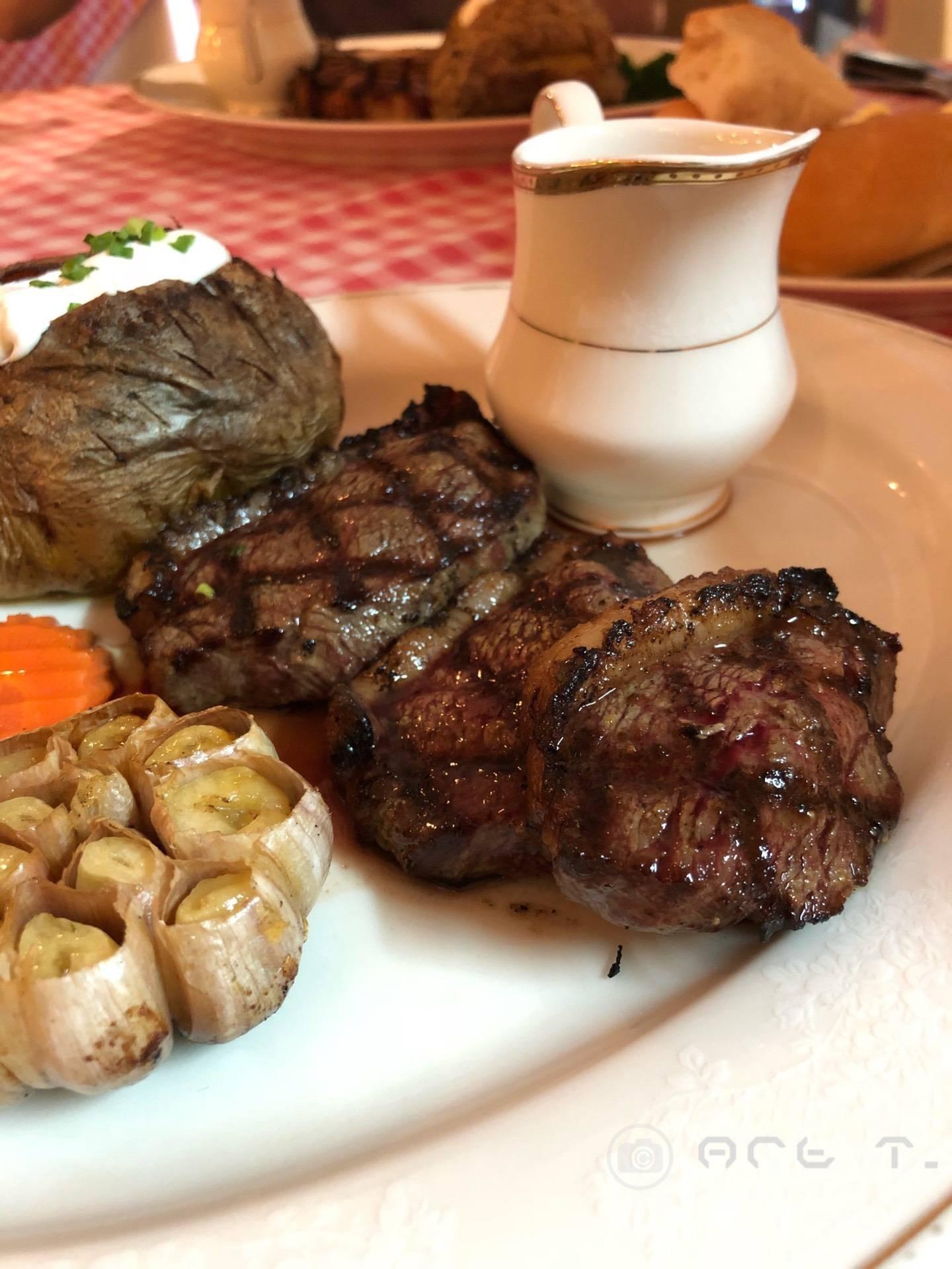 เมนูของร้าน El Toro House of Meat