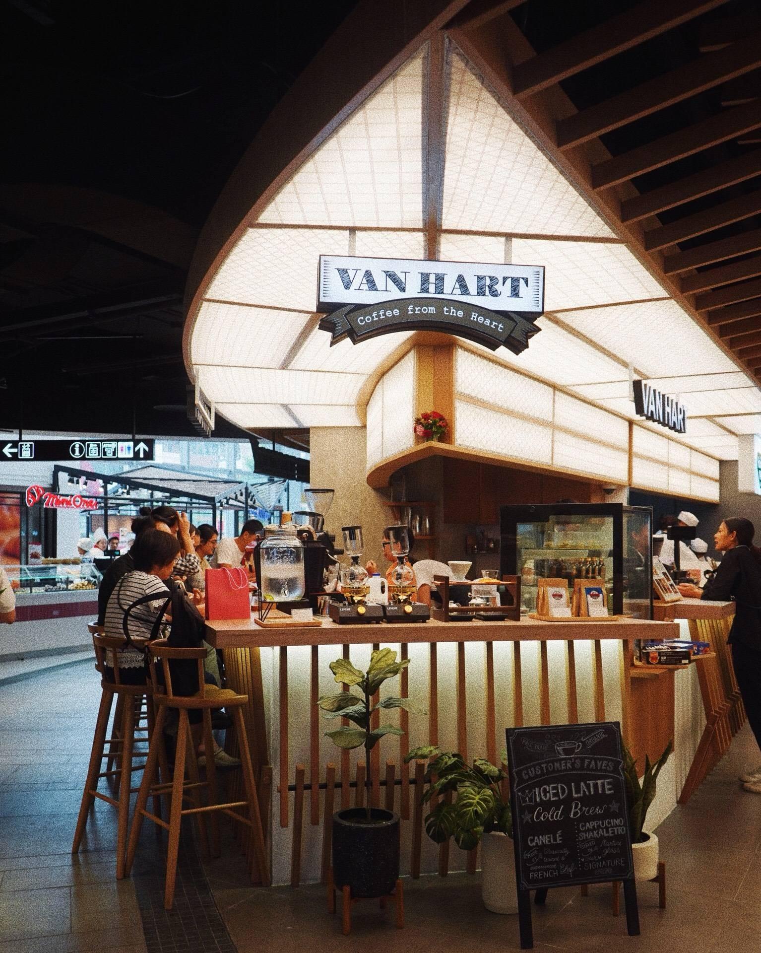 Van Hart Coffee Siam Takashimaya