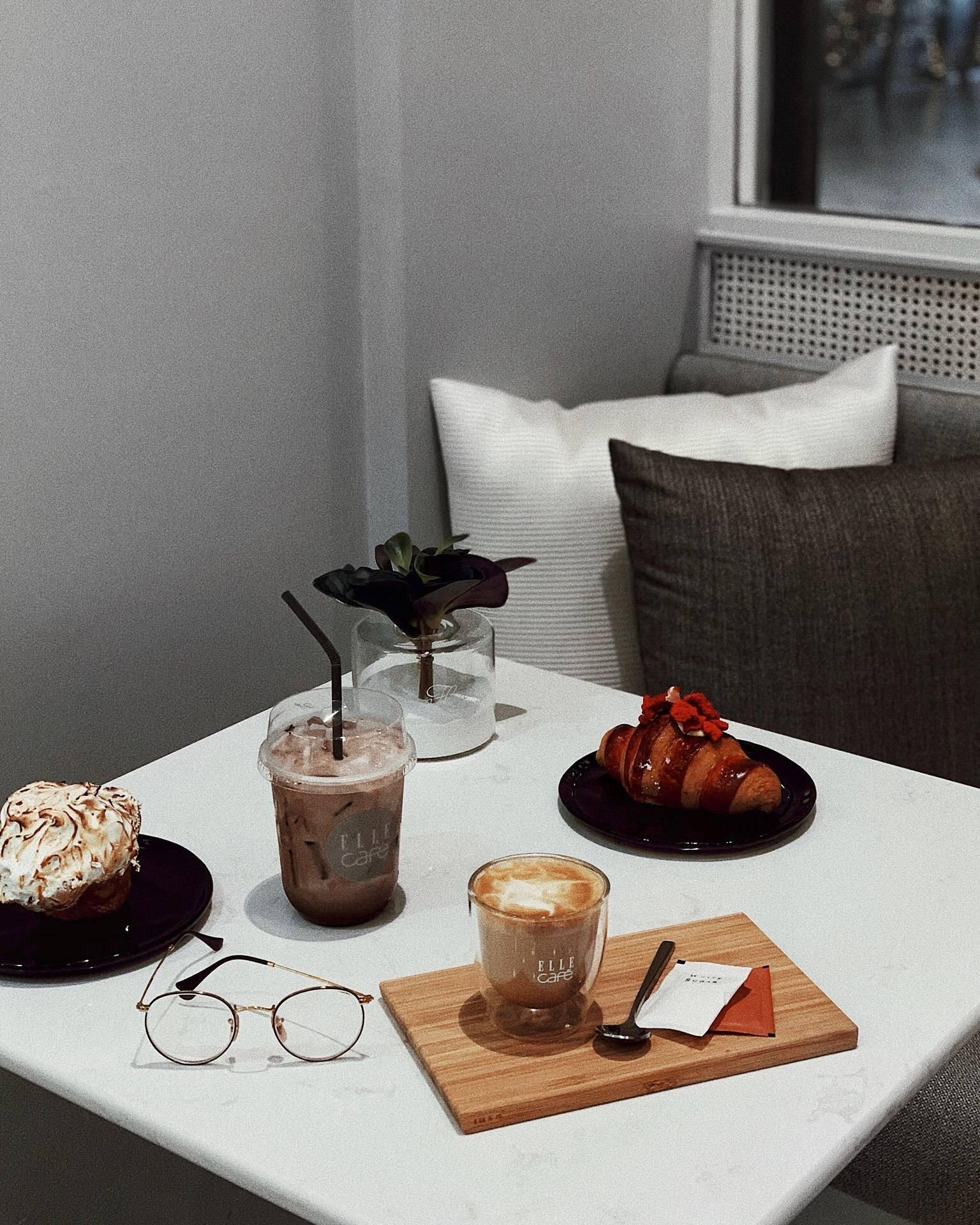 ELLE Café  ไอคอนสยาม