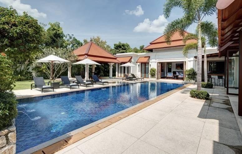Palm Sung Villa - Phuket