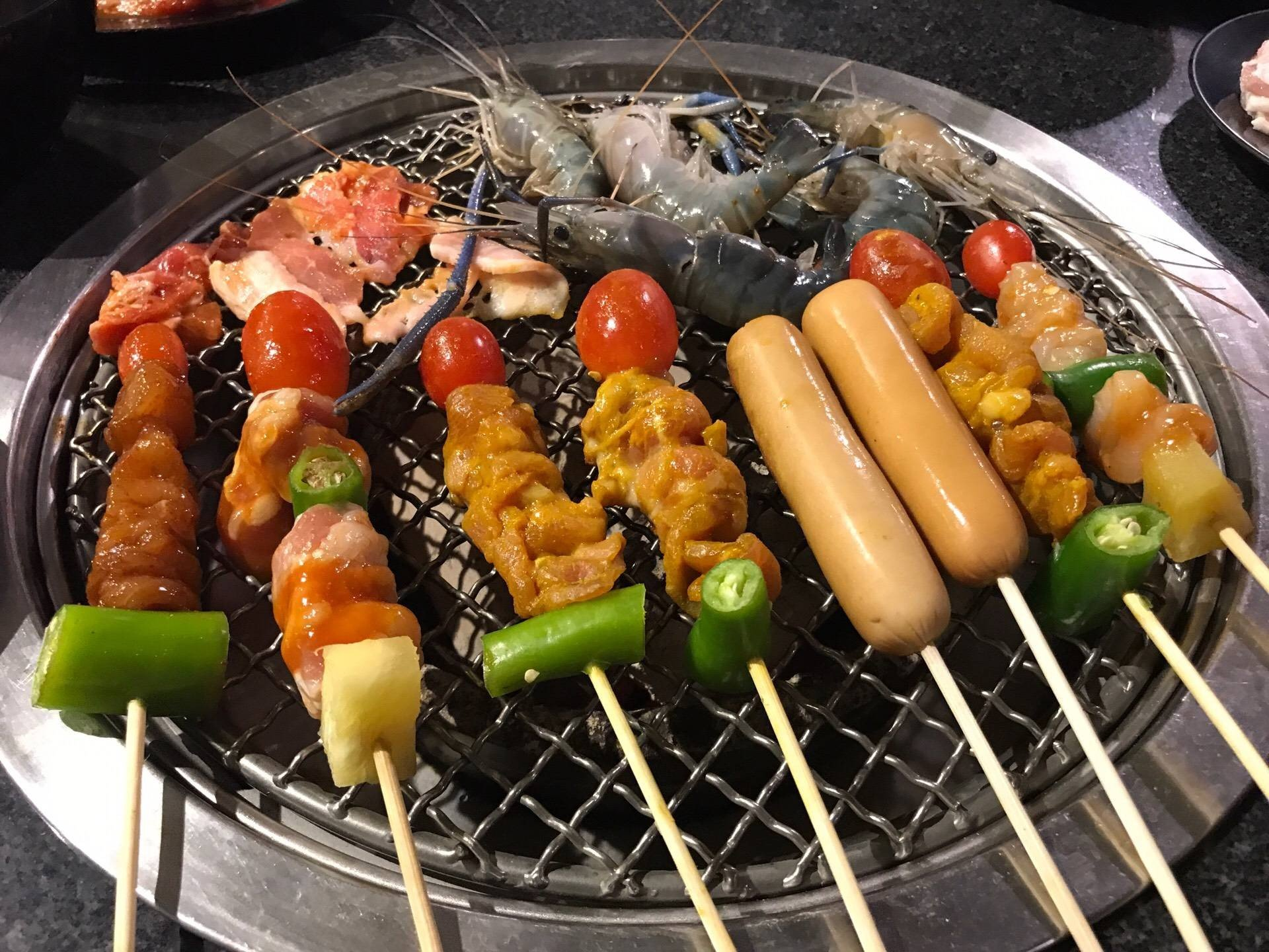 Buffet House Suki & BBQ เลียบคลองทวีวัฒนา