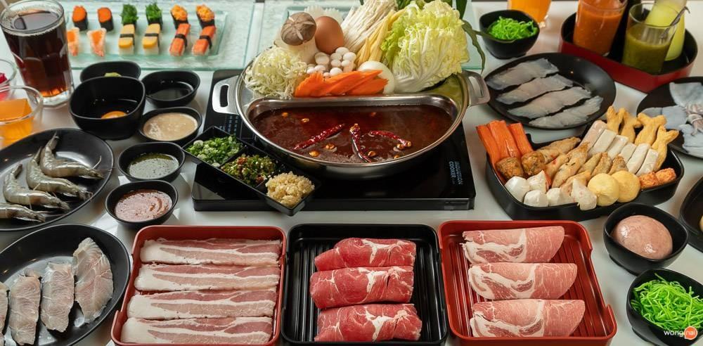Yuu Pot Hot & Spicy Paseo Town