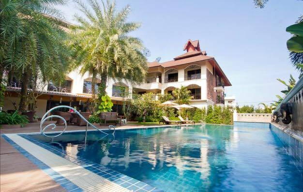 ขอบคุณรูปภาพจาก โรงแรมภูมิไทยการ์เด้น จังหวัดแพร่ Phoomthai Garden Hotel Phrae