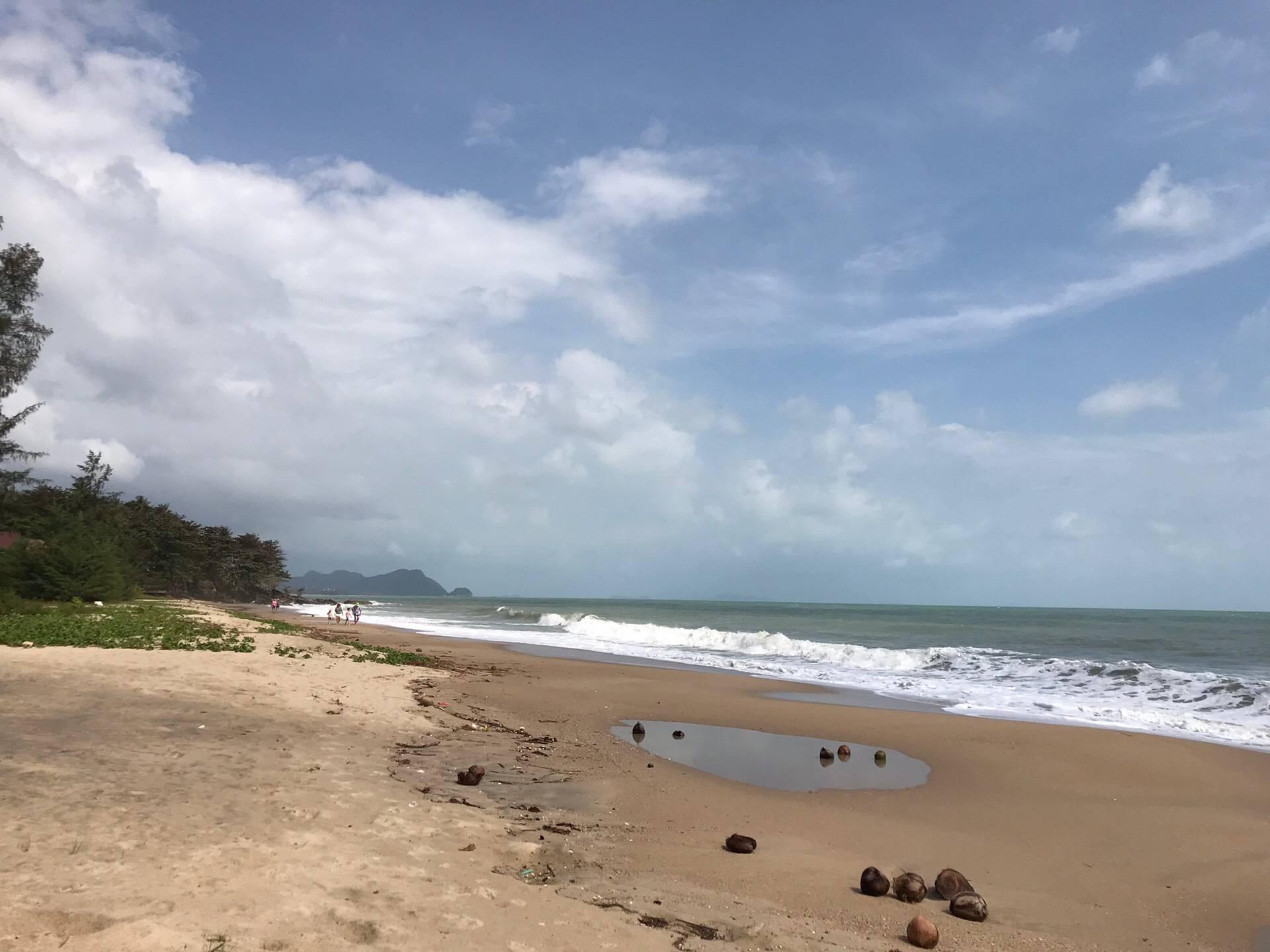 หาดในเพลา
