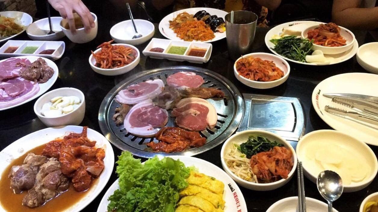 Seoul BBQ Korean Buffet Restaurant