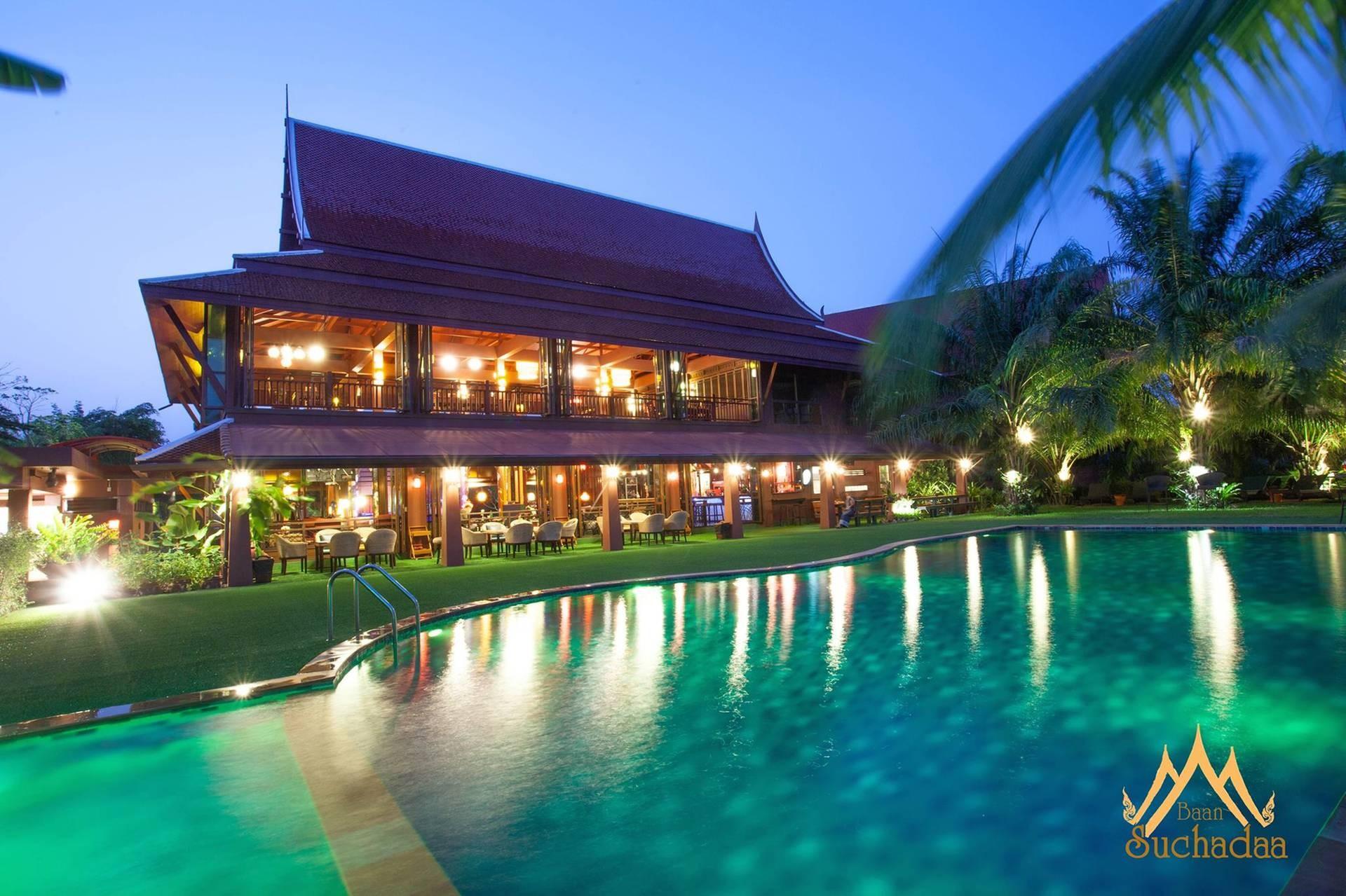 Thanks : Baan Suchadaa Lampang Resort