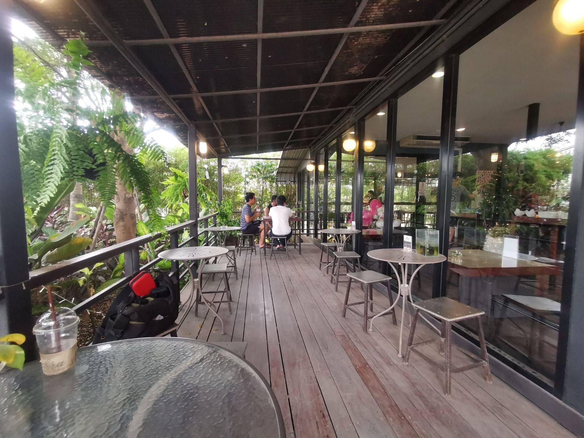 CHRA Cafe
