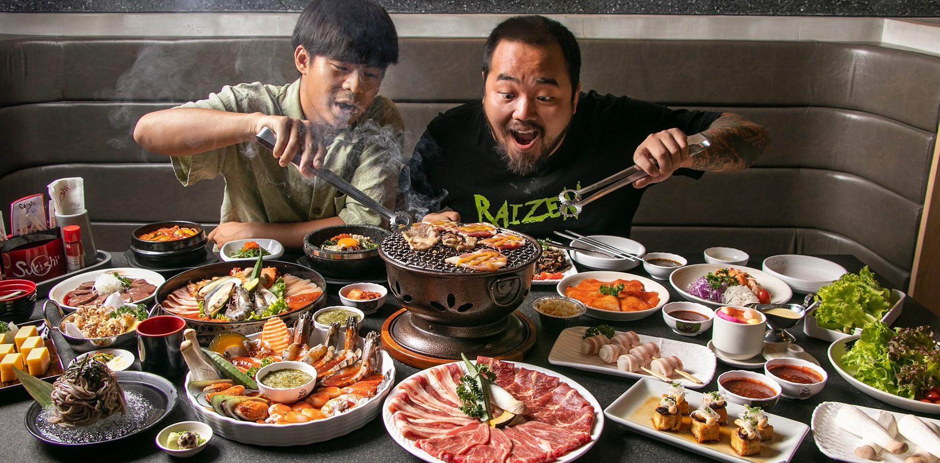 [รีวิว] Sukishi ร้านปิ้งย่างเกาหลี จัดโปรฯสุดคุ้ม เมนูปกติเพียง 19 บาท