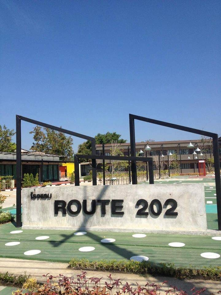 Route 202 hotel