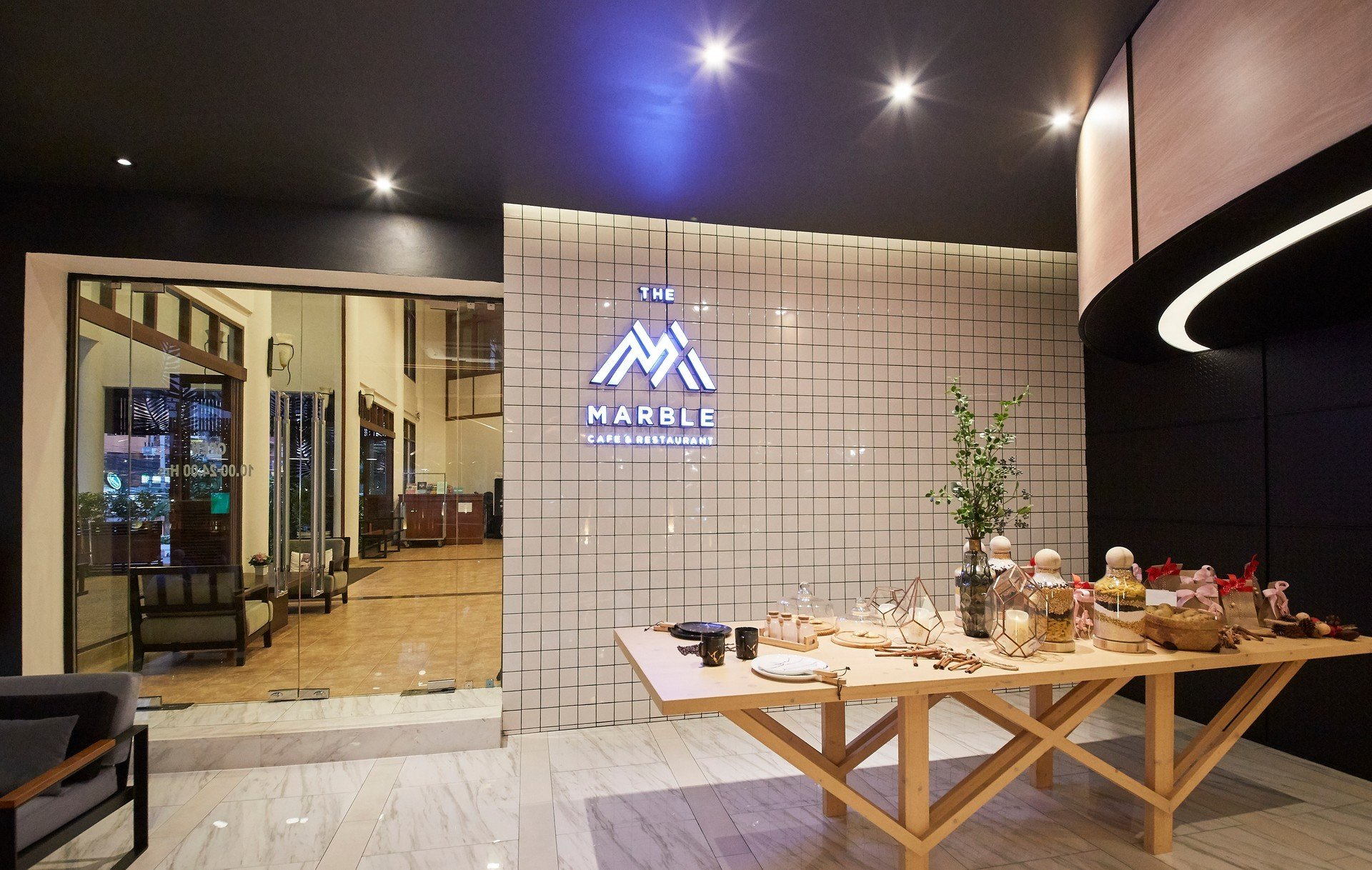 The Marble Cafe & Restaurant