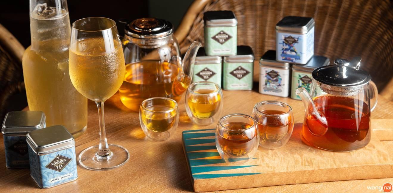 Monsoon Tea 101 The Third Place