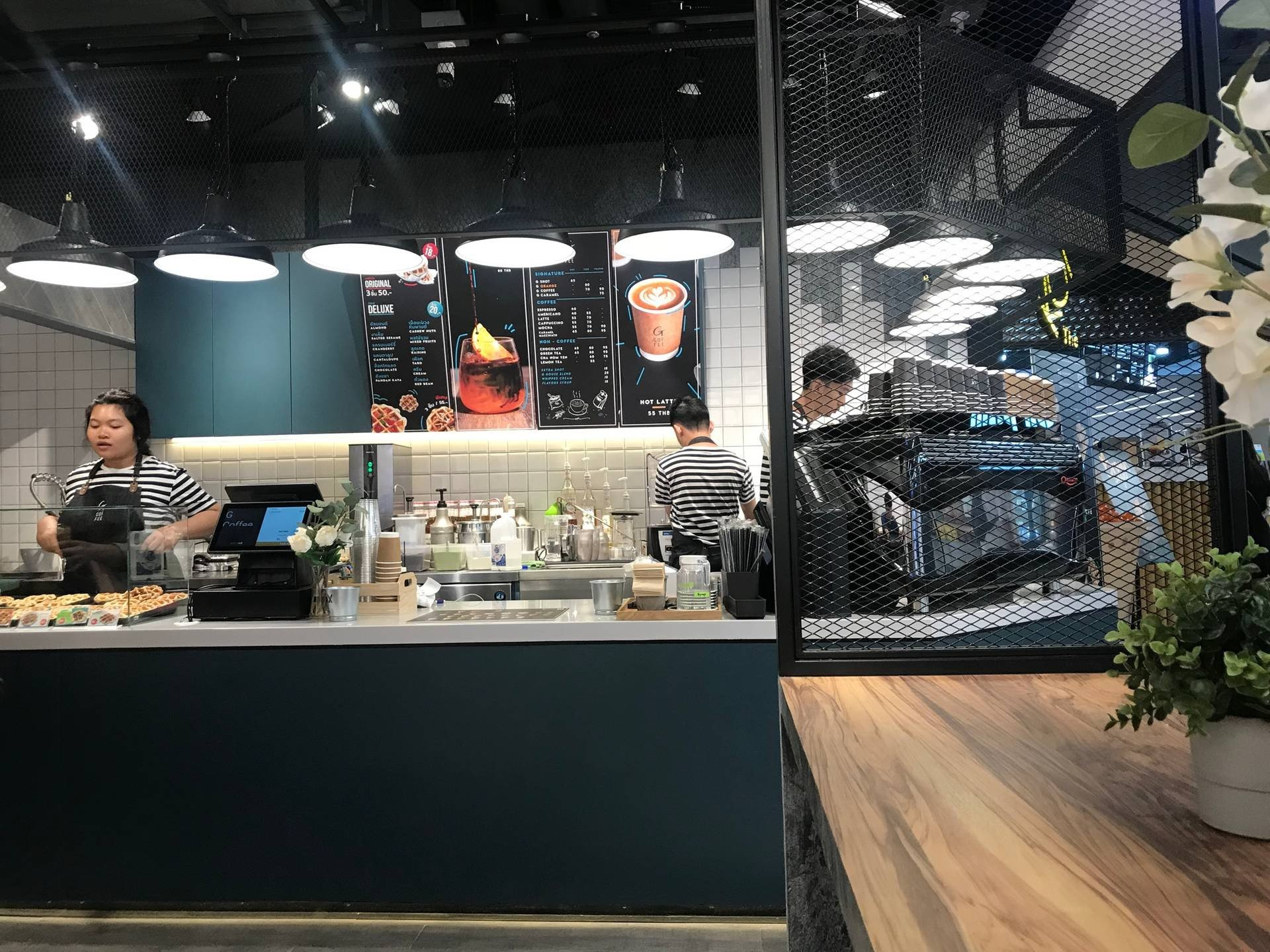G Coffee Metro Mall MRT Chatuchak Park Station