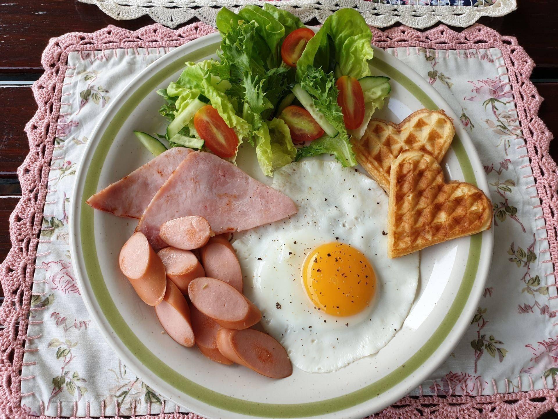 บ้านป้าหลายอาหารเช้า