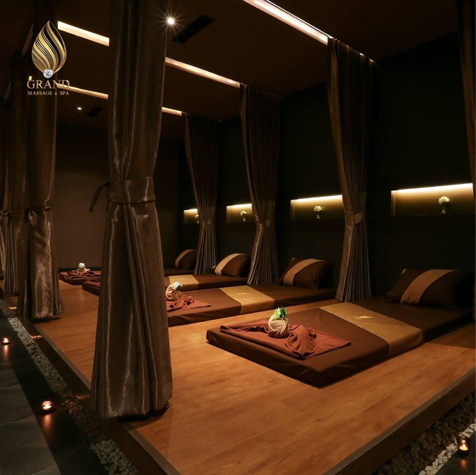 Grand Massage and Spa Grand Sukhumvit Hotel