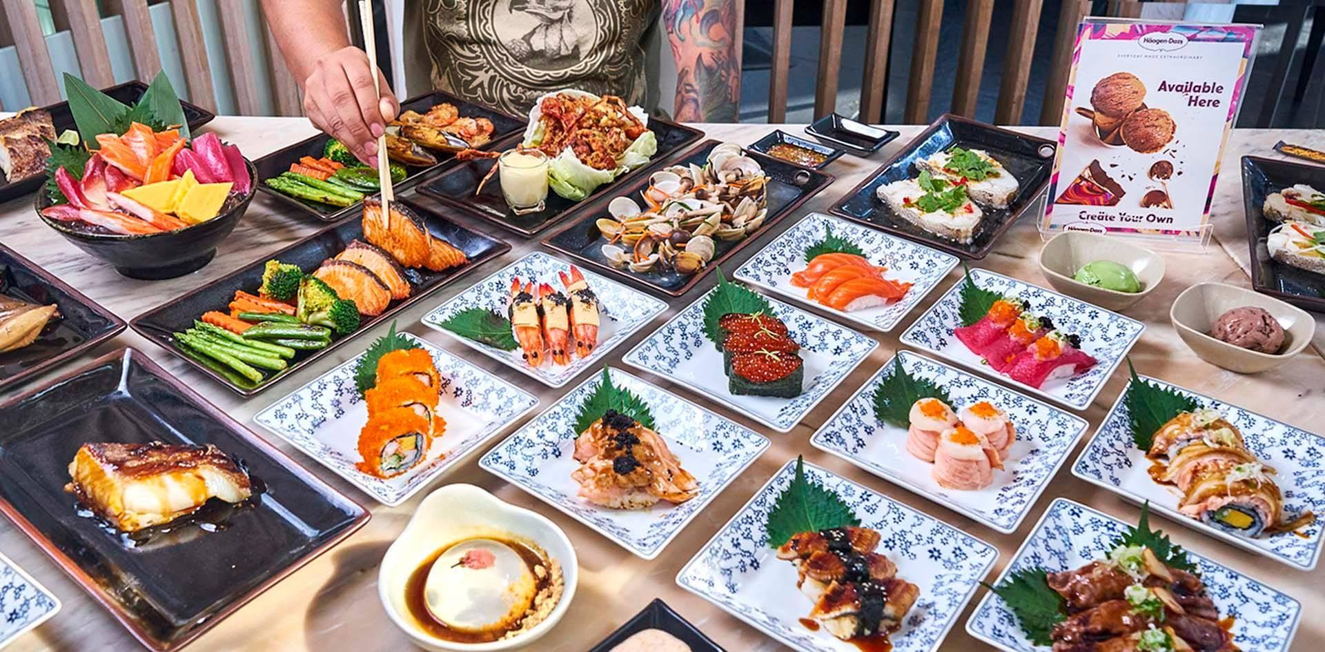 Oishi Grand สยามพารากอน