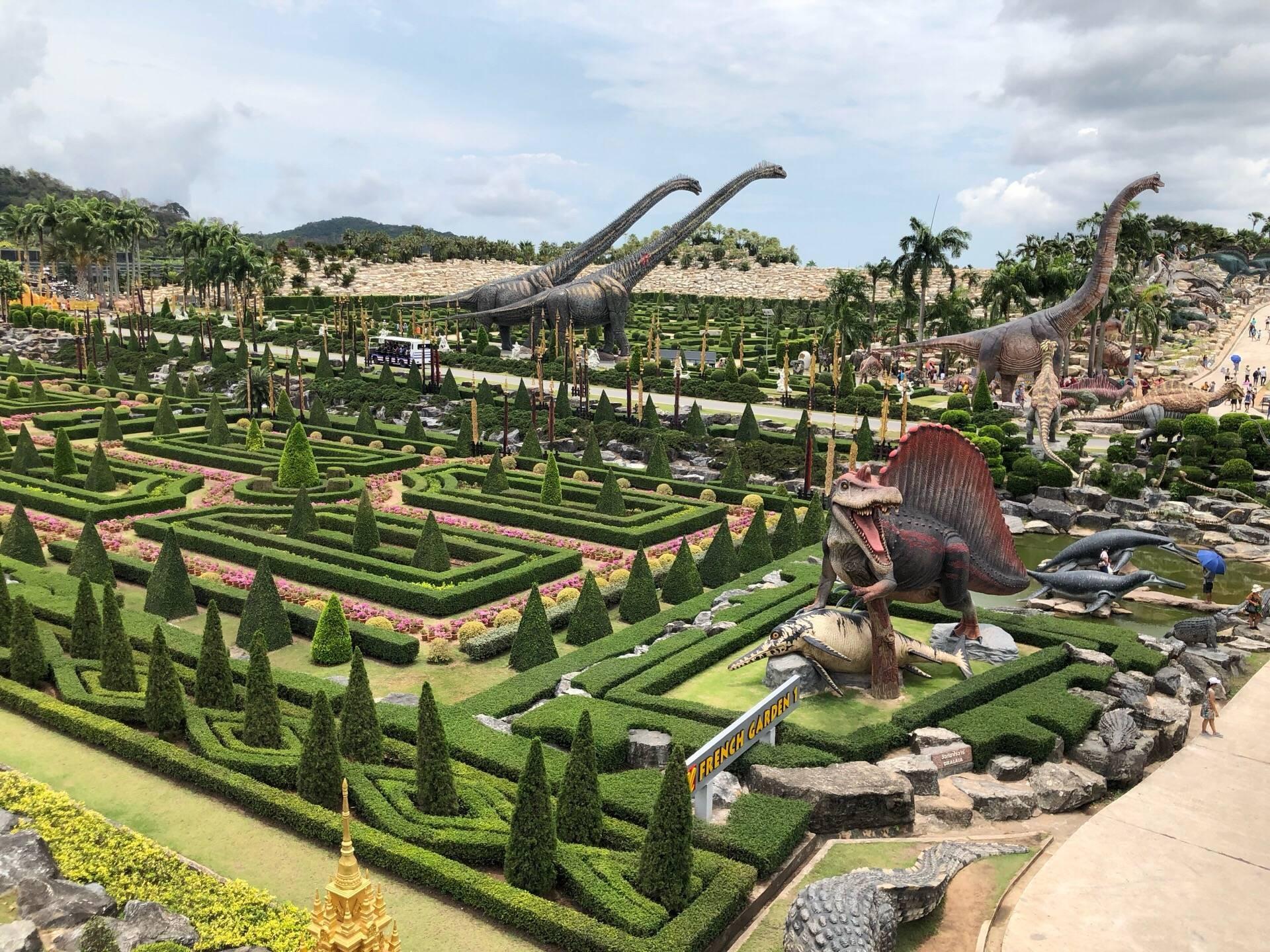 สวนนงนุชพัทยา