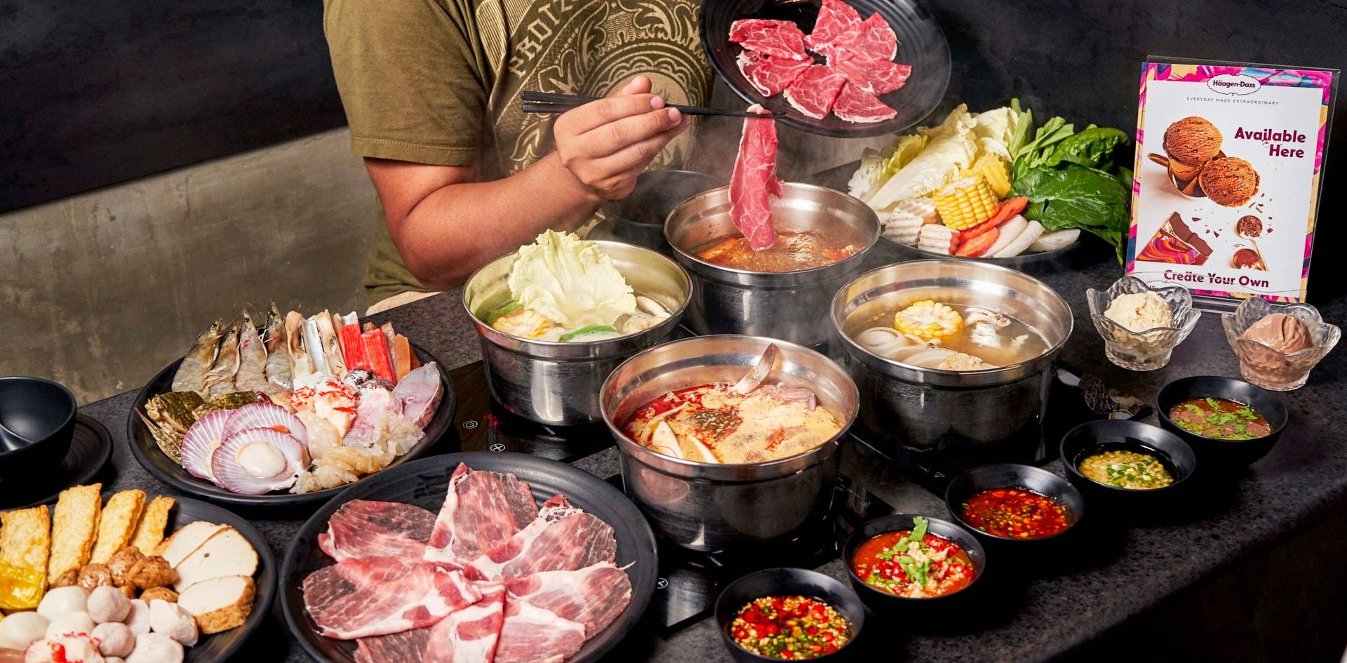 Mong Kok Sukiyaki เอกมัย