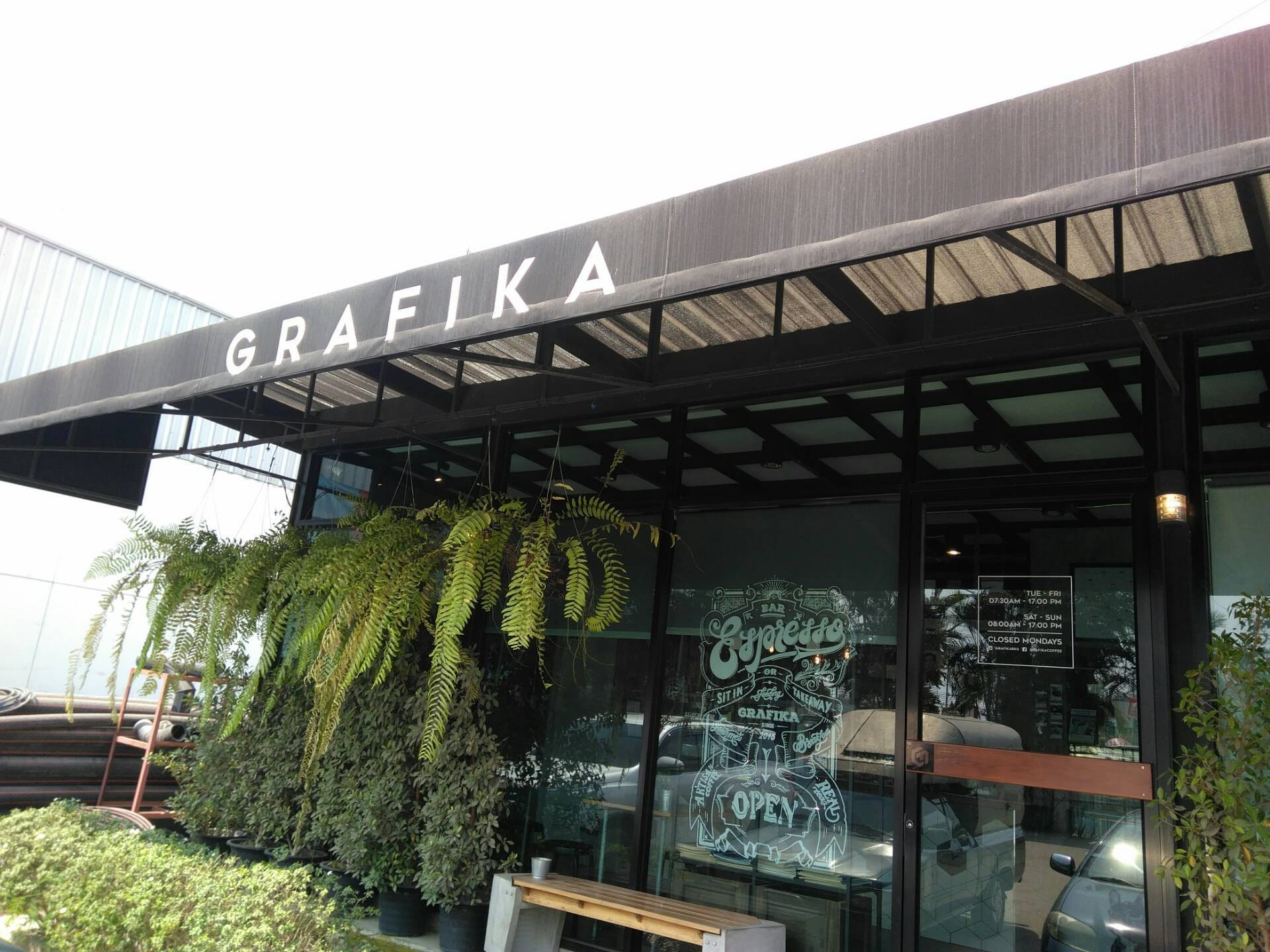 Grafika Specialty Coffee