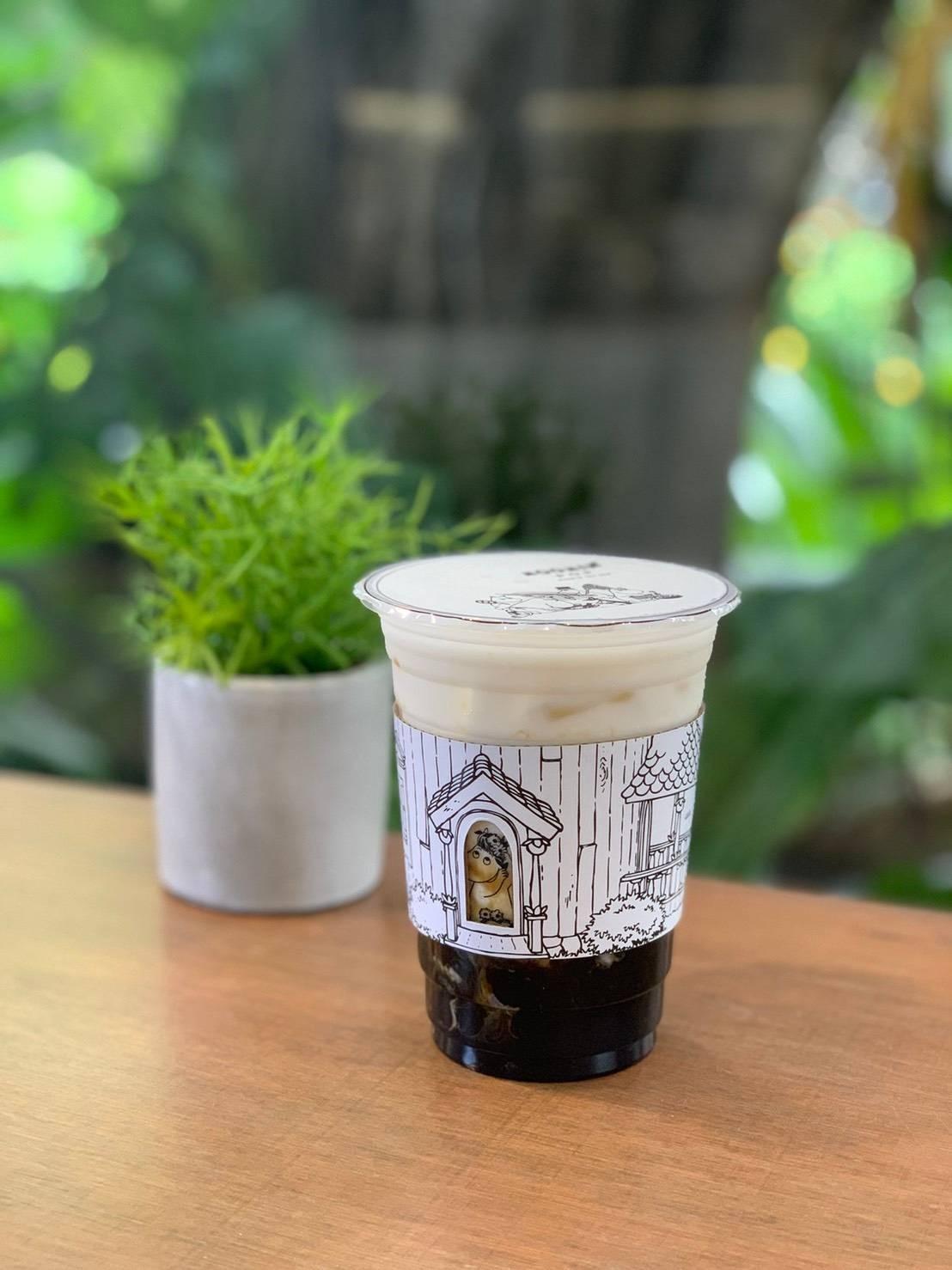 Moomin Pop Bubble Tea Bar Thegarden by P Landscape