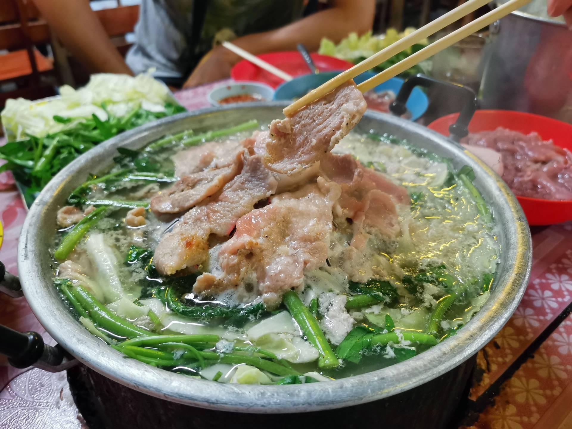 เจ้อ้วนเนื้อย่างเกาหลี