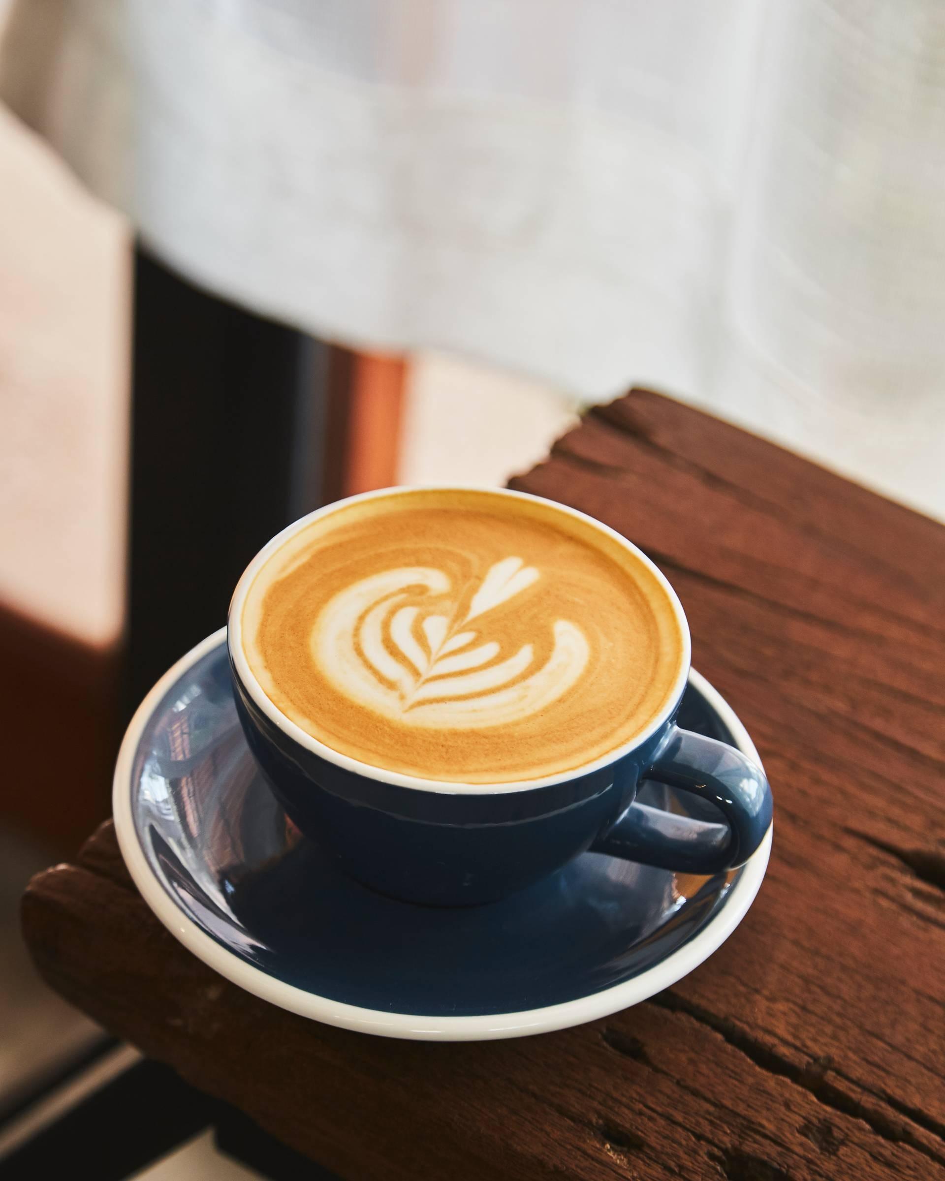 Dude Coffee Bar X SM
