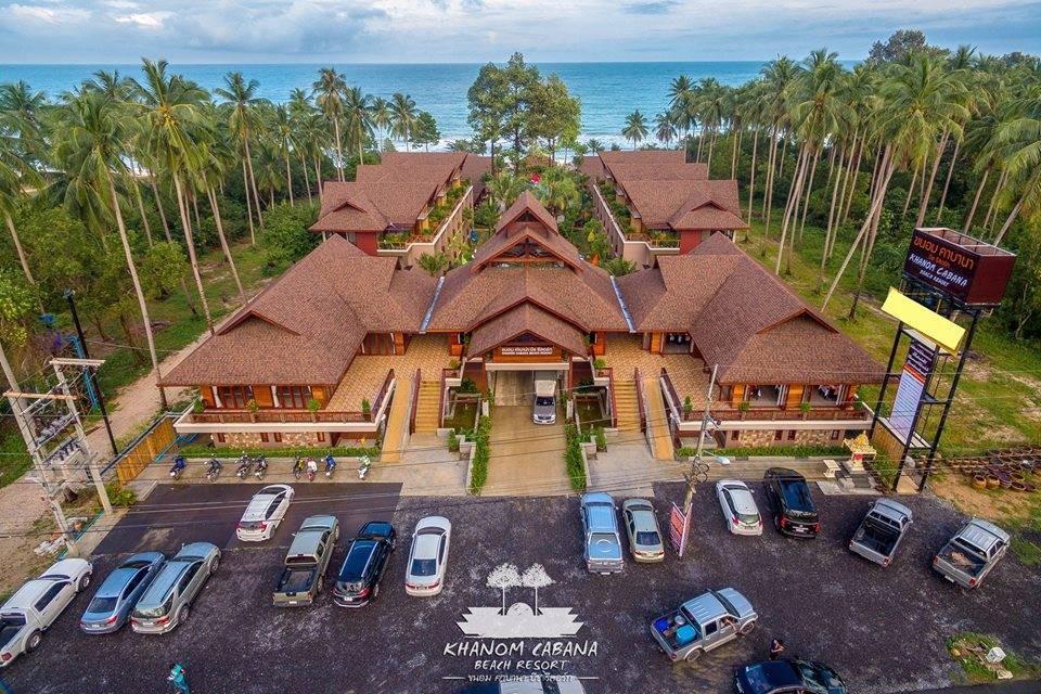 ภาพ : FB Khanom Cabana Beach Resort ขนอมคาบานา รีสอร์ท