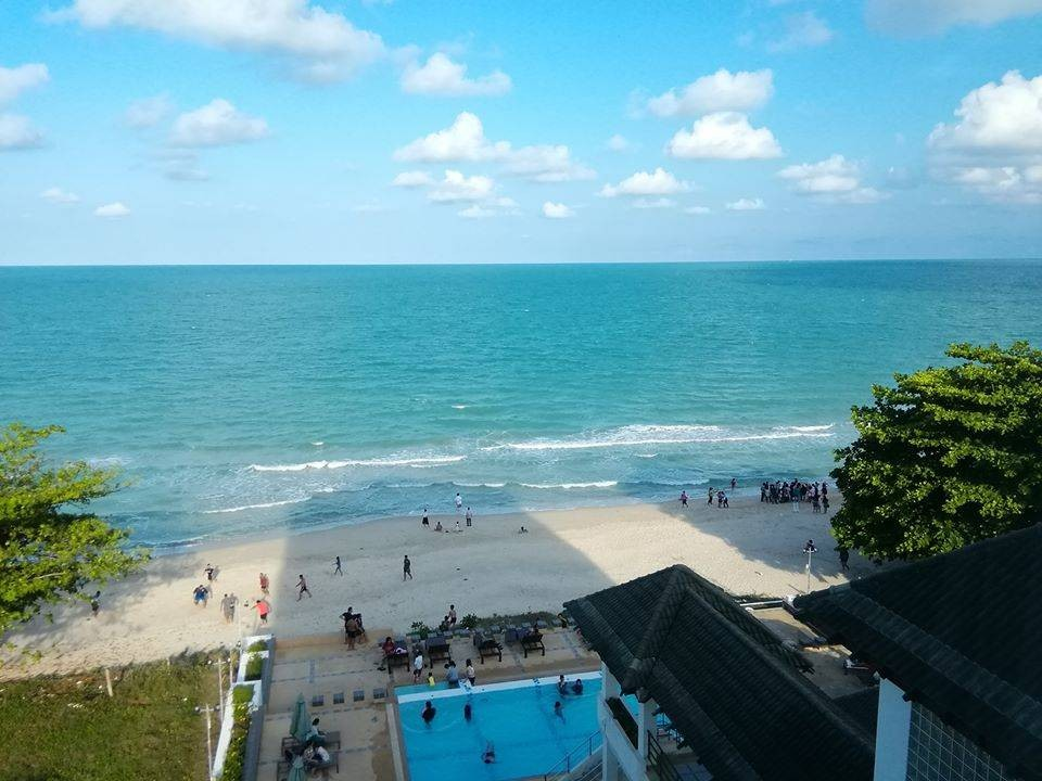 ภาพ : FB Khanom Golden Beach Hotel