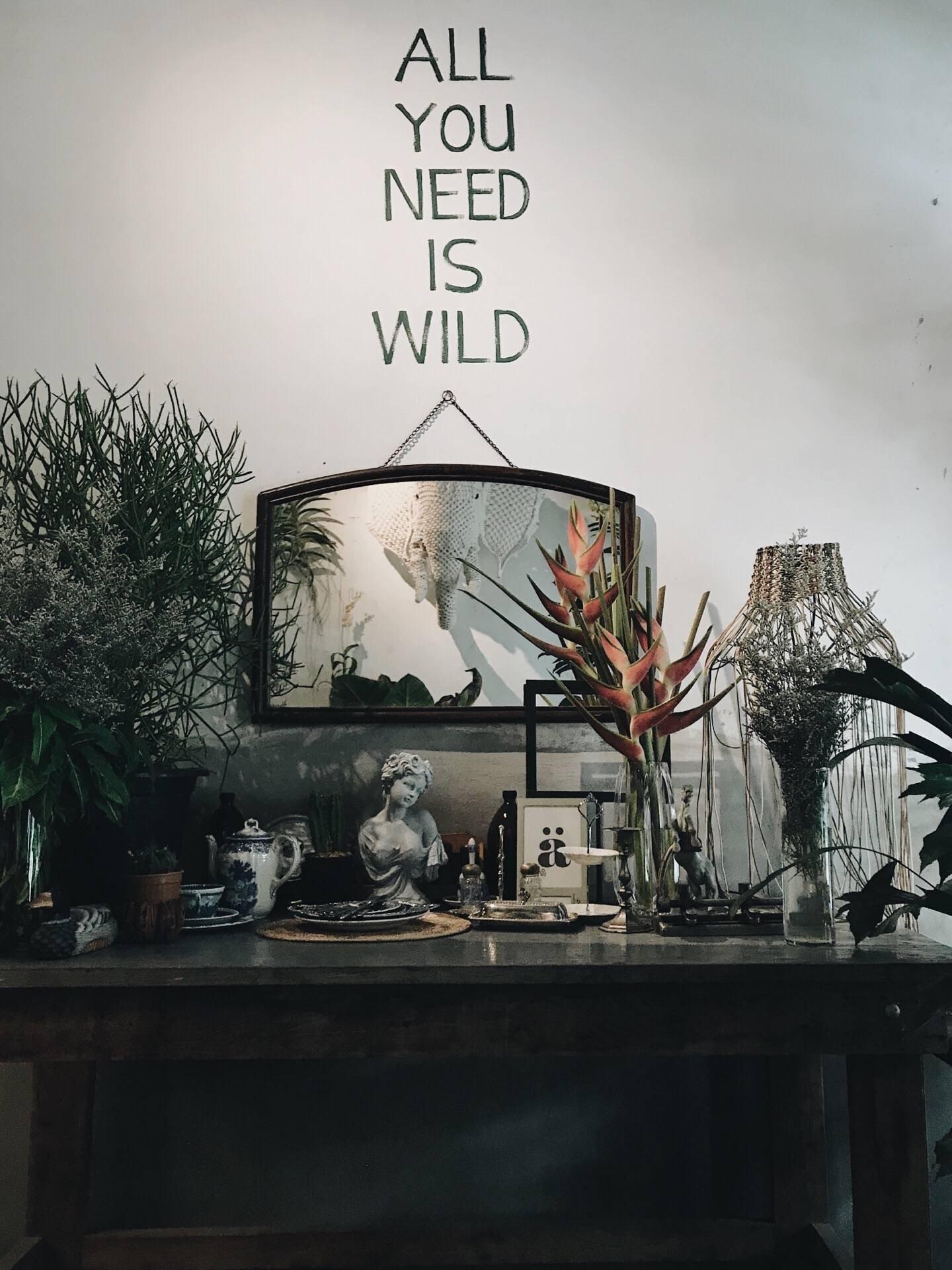Botanica cafe