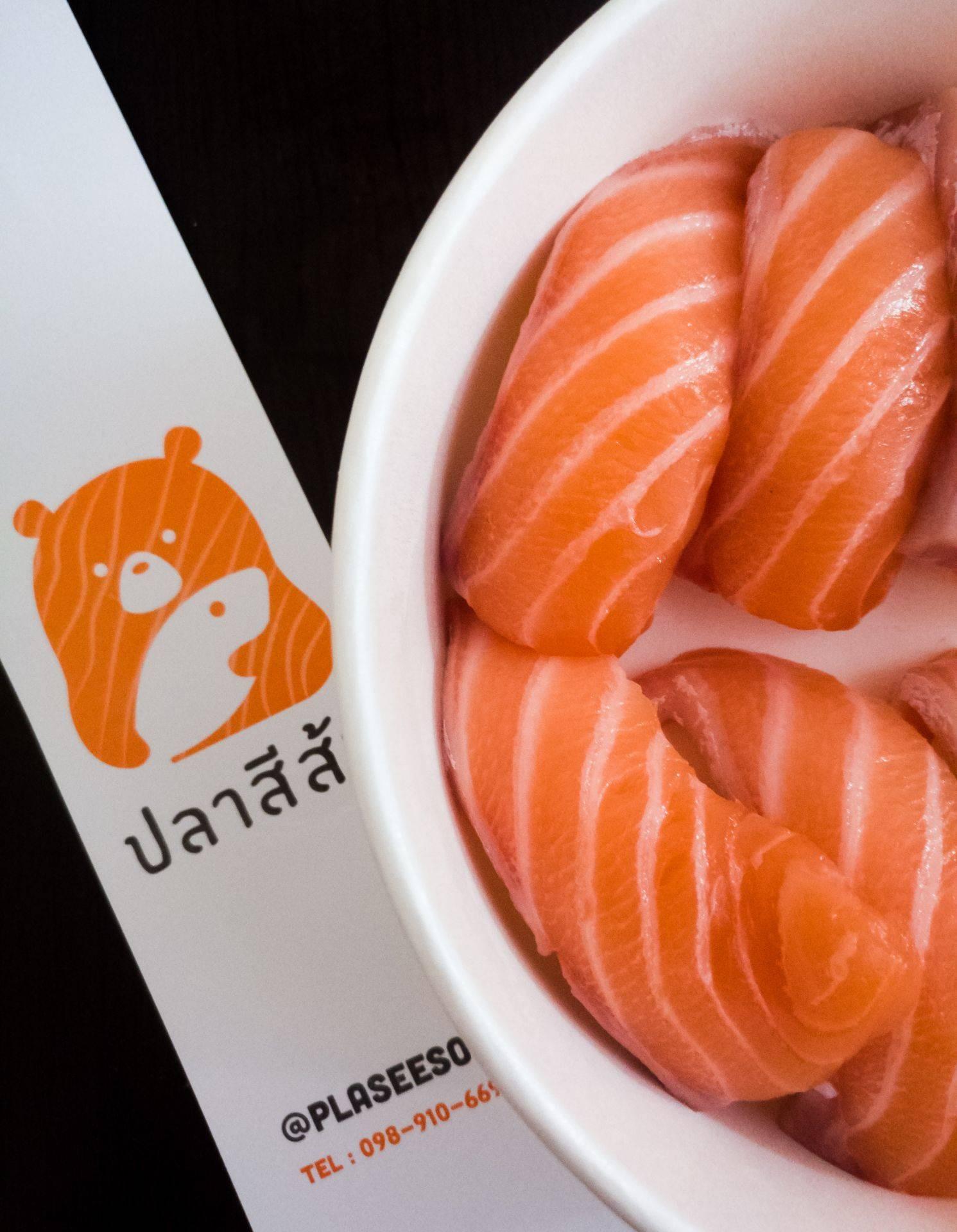 ปลาสีส้ม เจริญกรุง - ถนนตก - หัวลำโพง