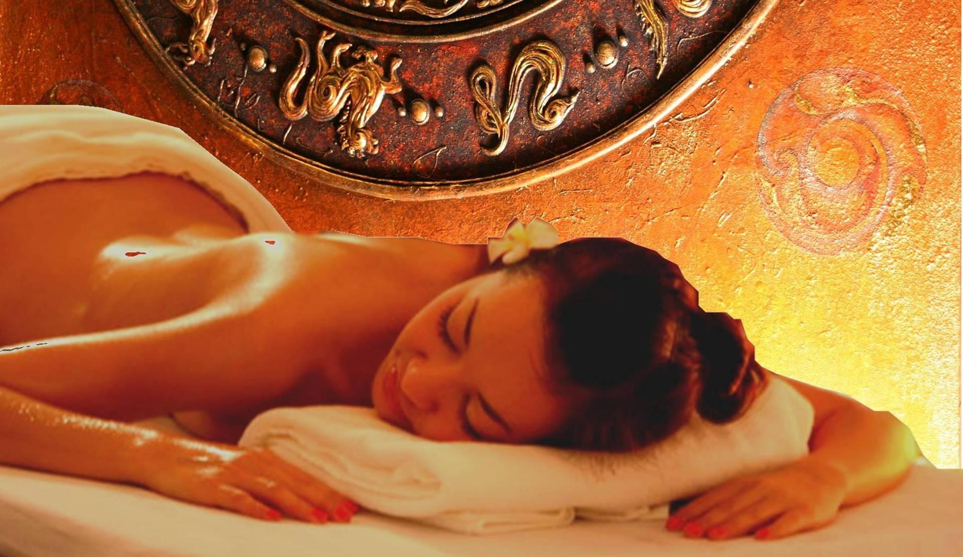 Iris Massage