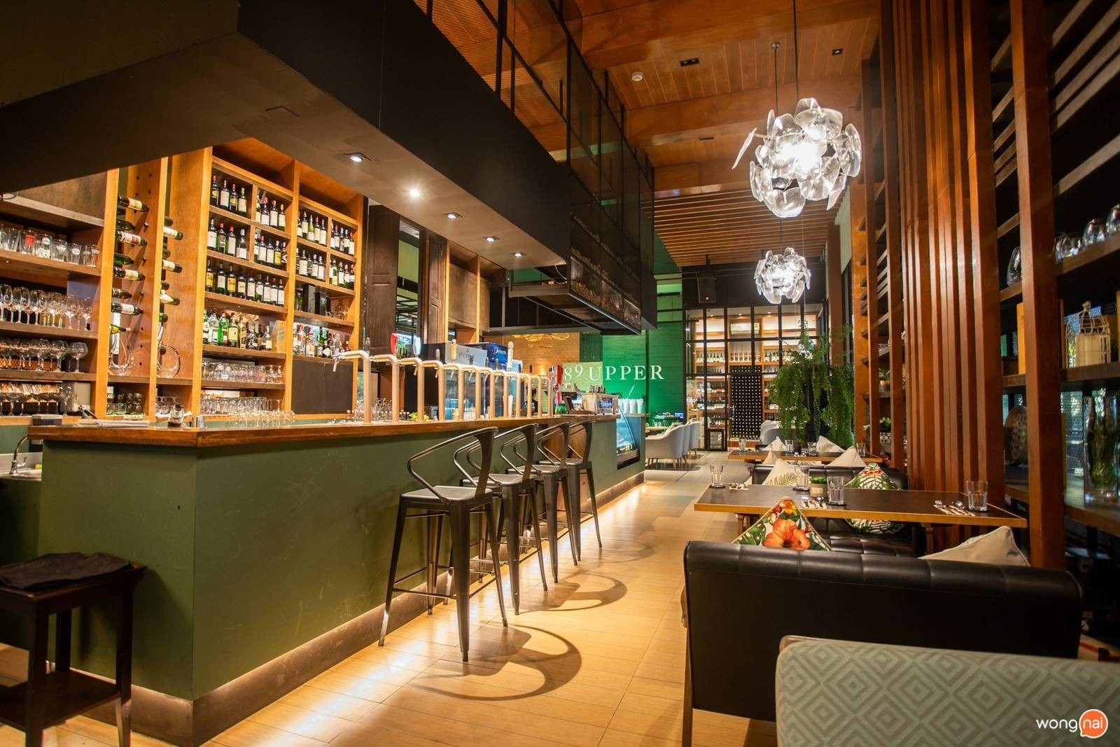 89 Upper Bar & Restaurant UD TOWN