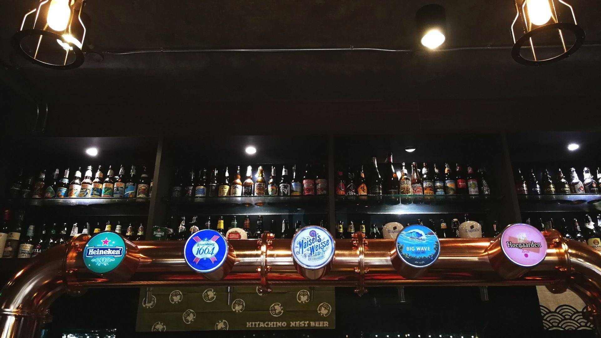 Behawk Grill&beer พุทธมณฑล สาย 2