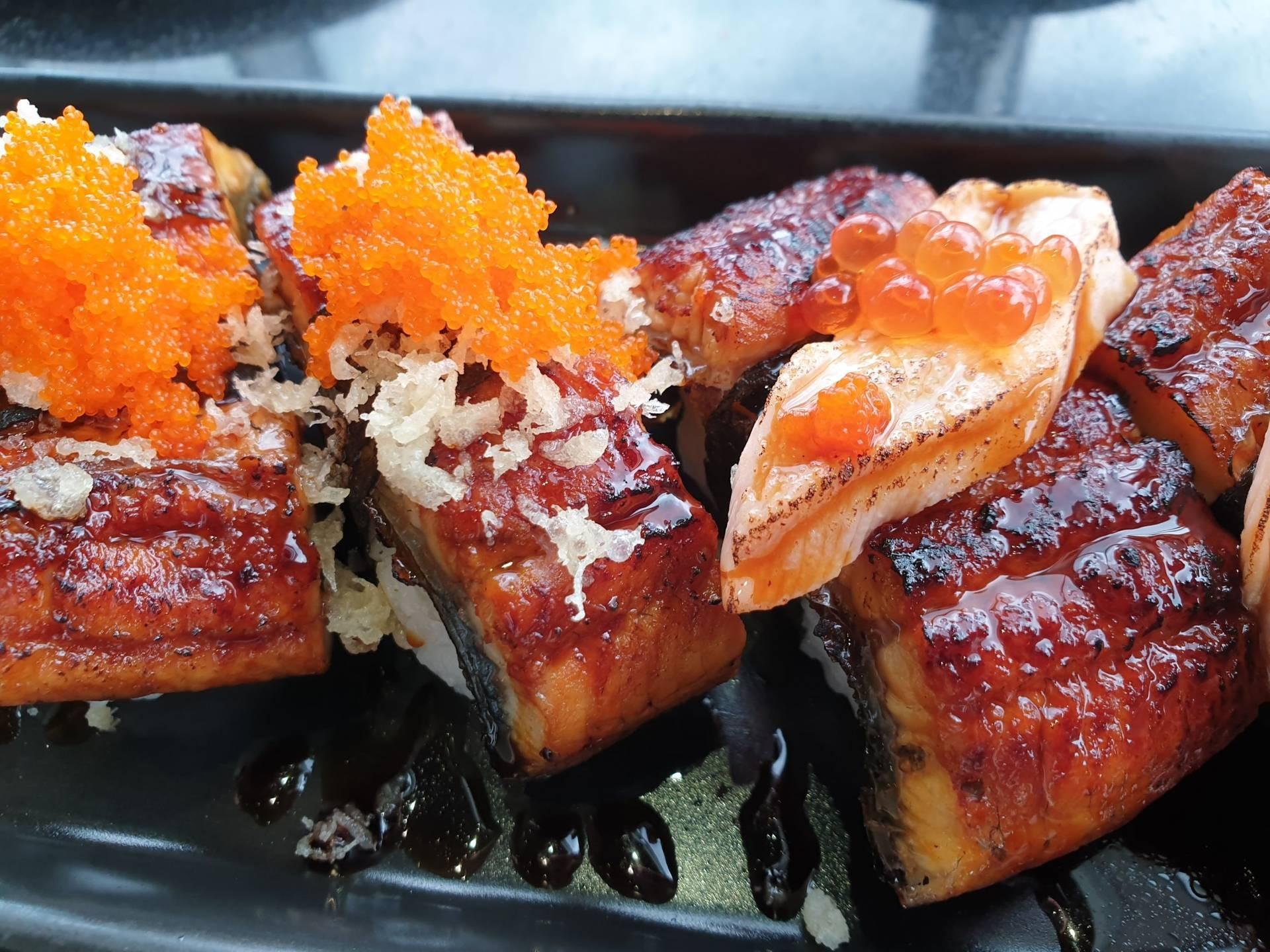 Kitsune Shabu Sushi Buffet