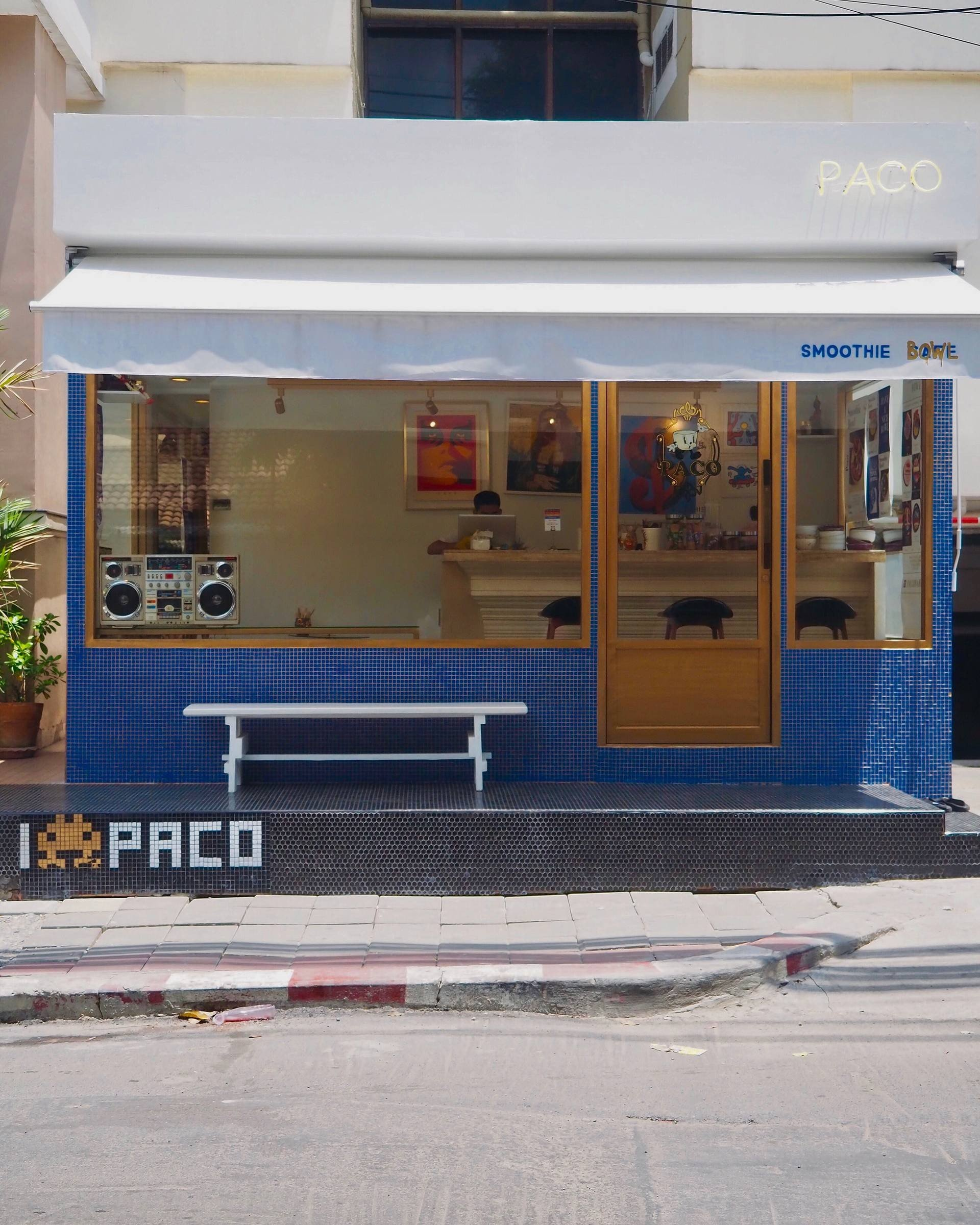 Paco Smoothie Cafe
