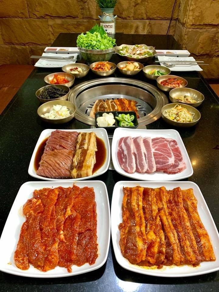 JinSeng Korean Restaurant