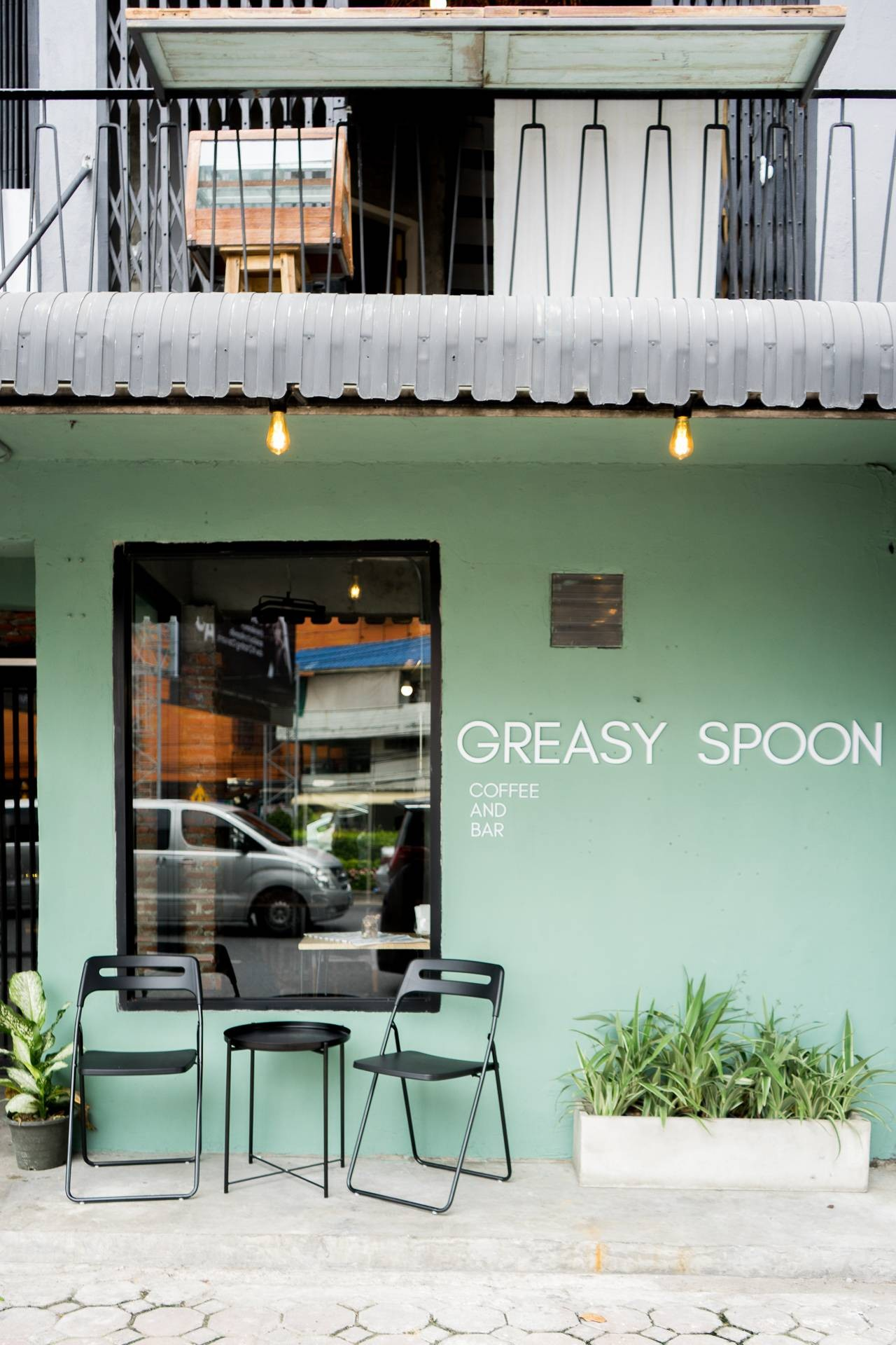 Greasy Spoon Coffee And Bar