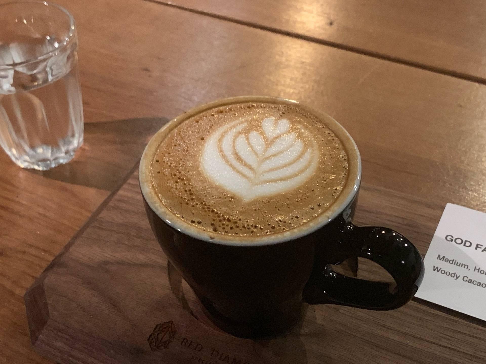 Red Diamond Cafe เลียบทางด่วนรามอินทรา