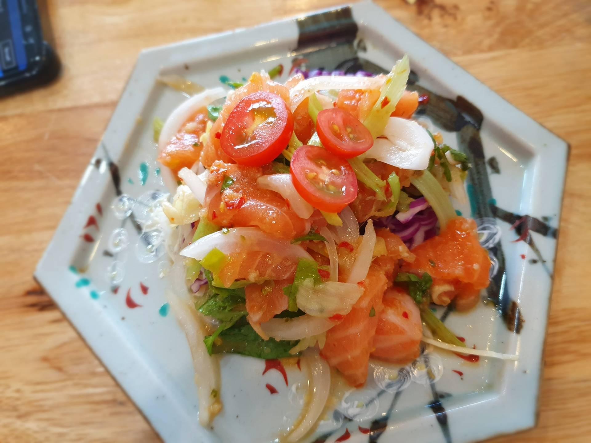 Baka Baka Sushi & Salmon Delivery