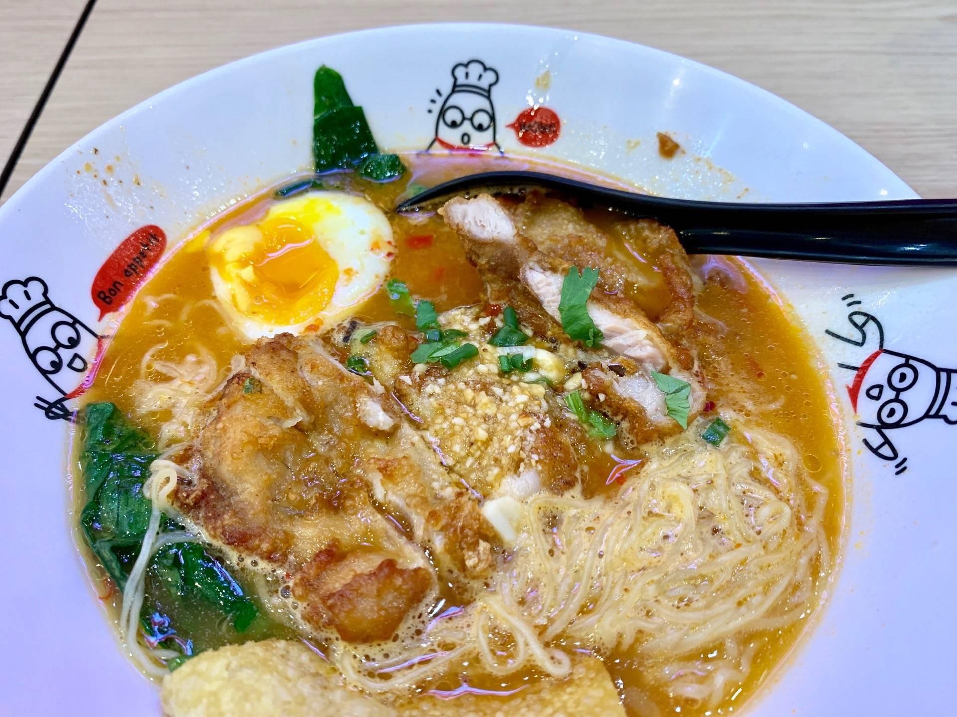 เพลินพุง Noodle & More สยามสแควร์ วัน