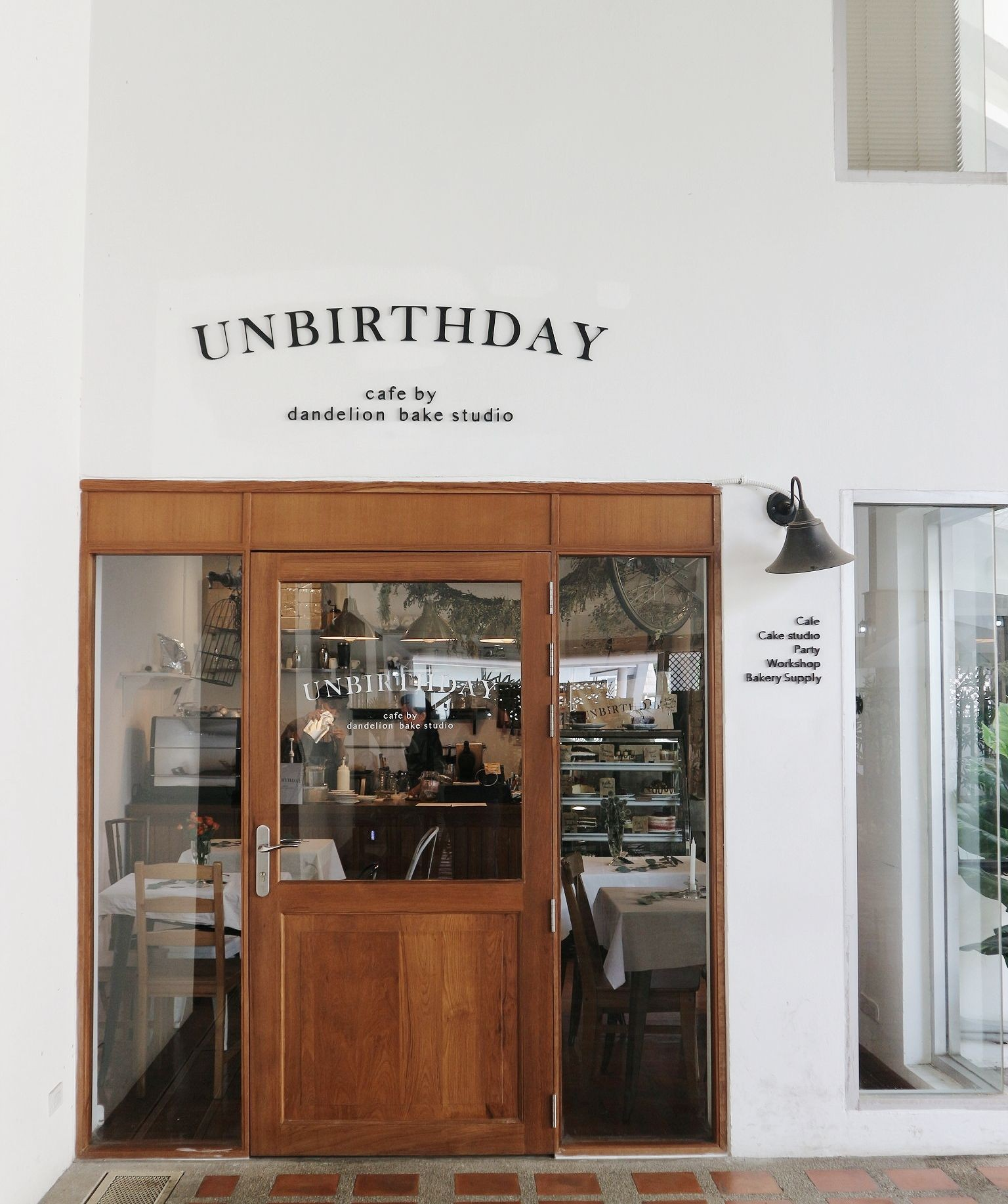 Unbirthday cafe