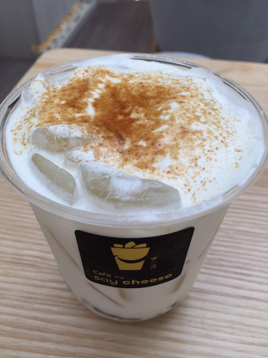 Say Cheese Milk Café ชั้น4 เกทเวย์ แอท บางซื่อ (หน้าร้านฮาจิบัง)