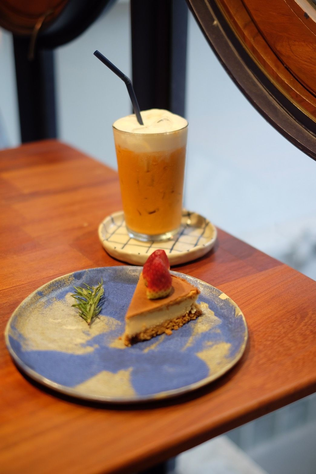 A clay cafe