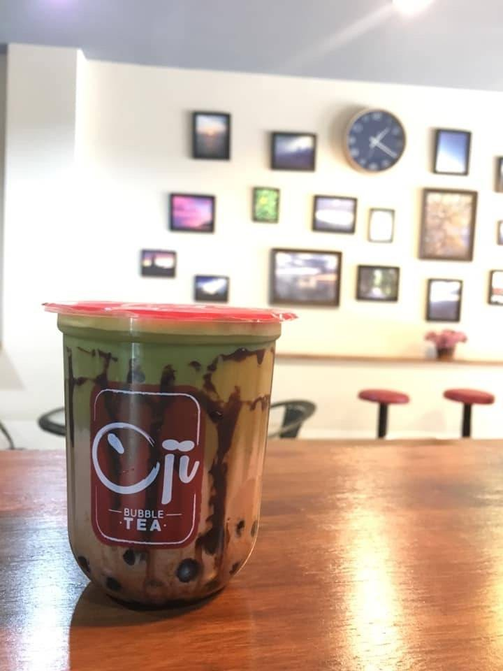 Oji Bubble Tea หอนาฬิกาเชียงราย